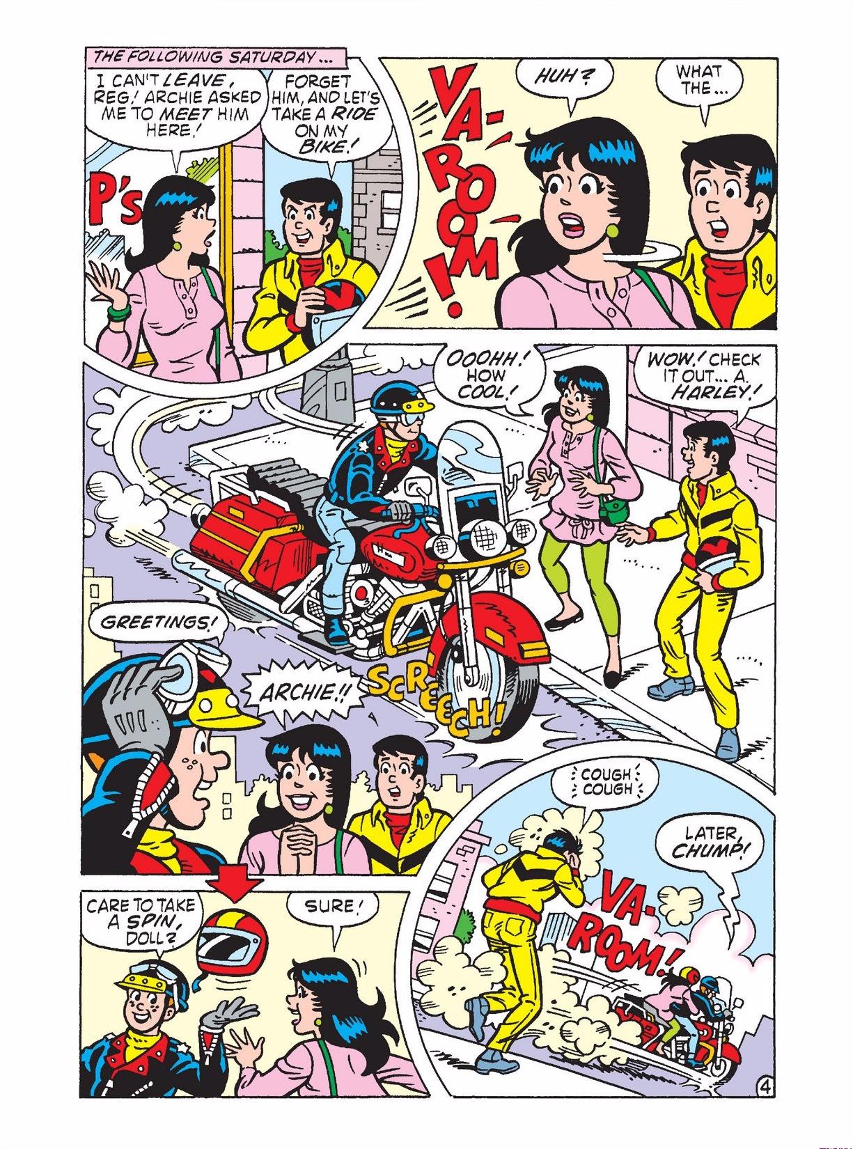 Read online Archie 1000 Page Comics Bonanza comic -  Issue #3 (Part 1) - 107