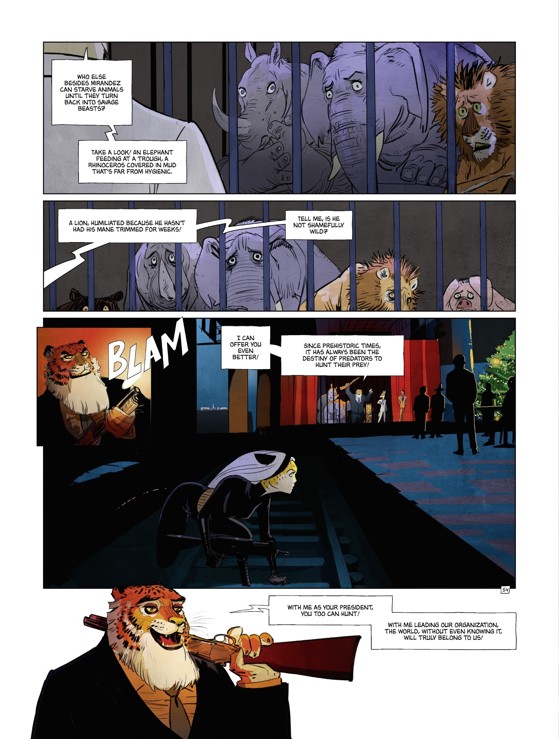 Read online Jack Wolfgang comic -  Issue #3 - 58