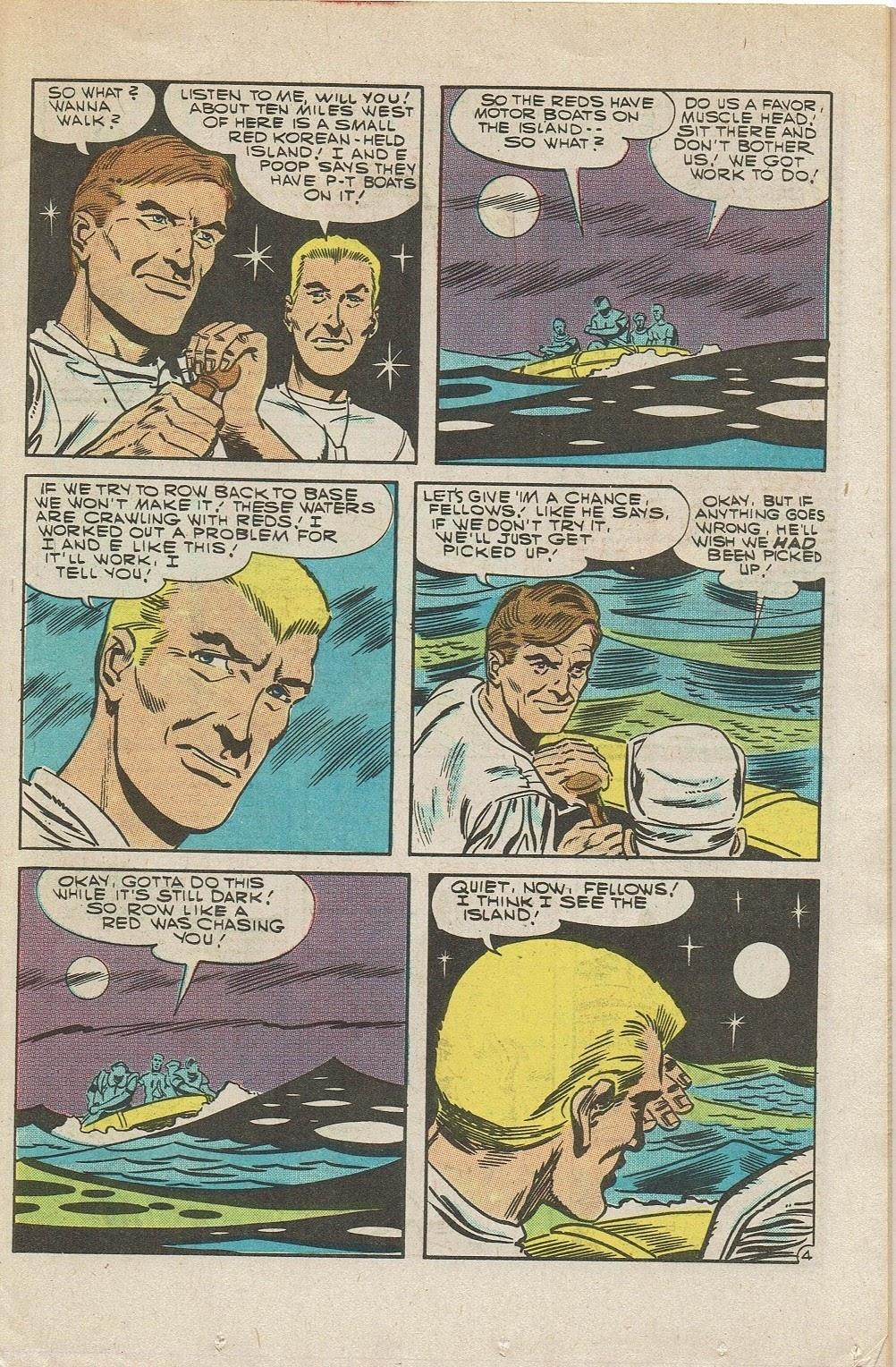 Read online Fightin' Navy comic -  Issue #126 - 13