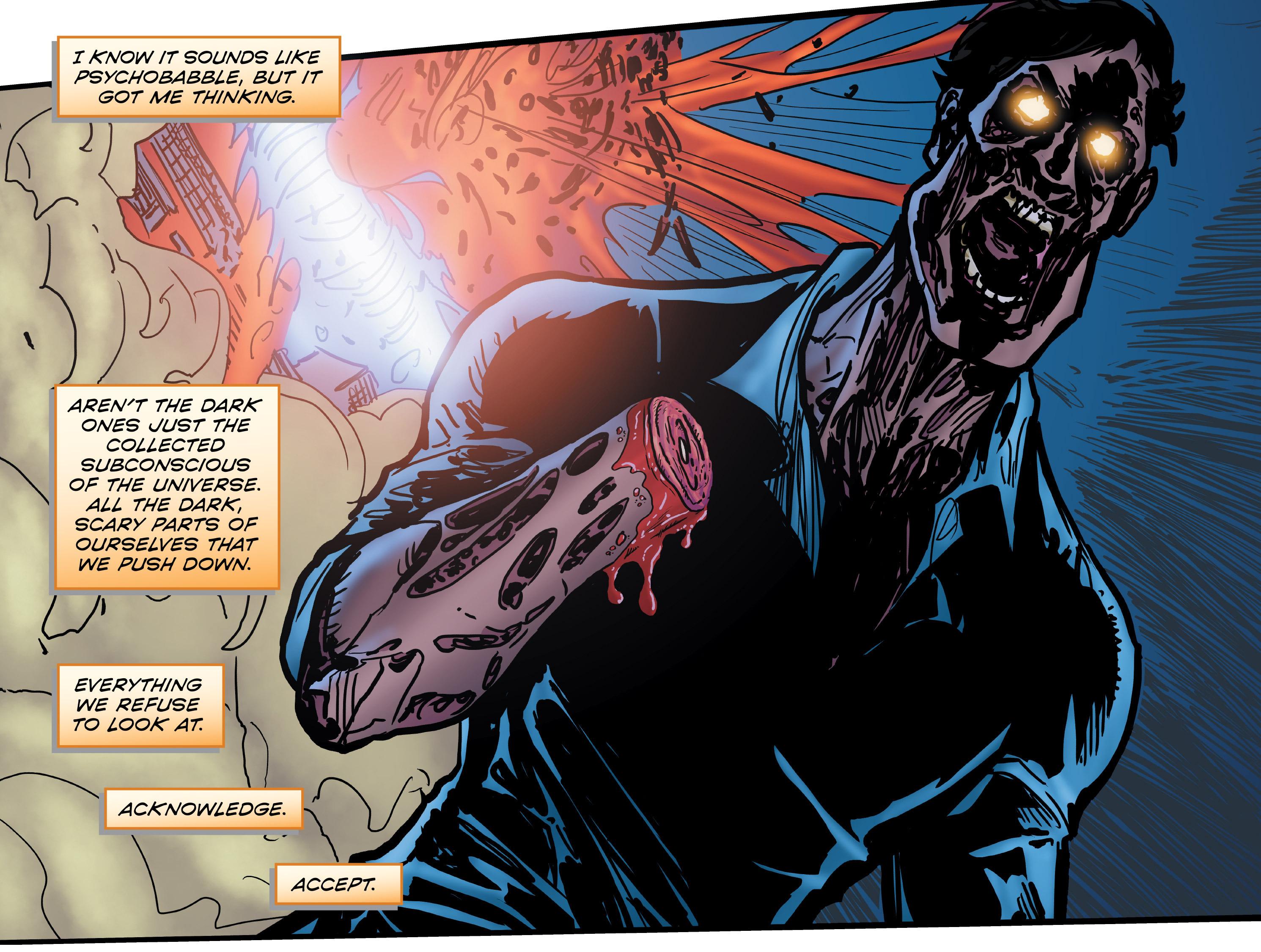 Read online Evil Dead 2: Dark Ones Rising comic -  Issue #5 - 20