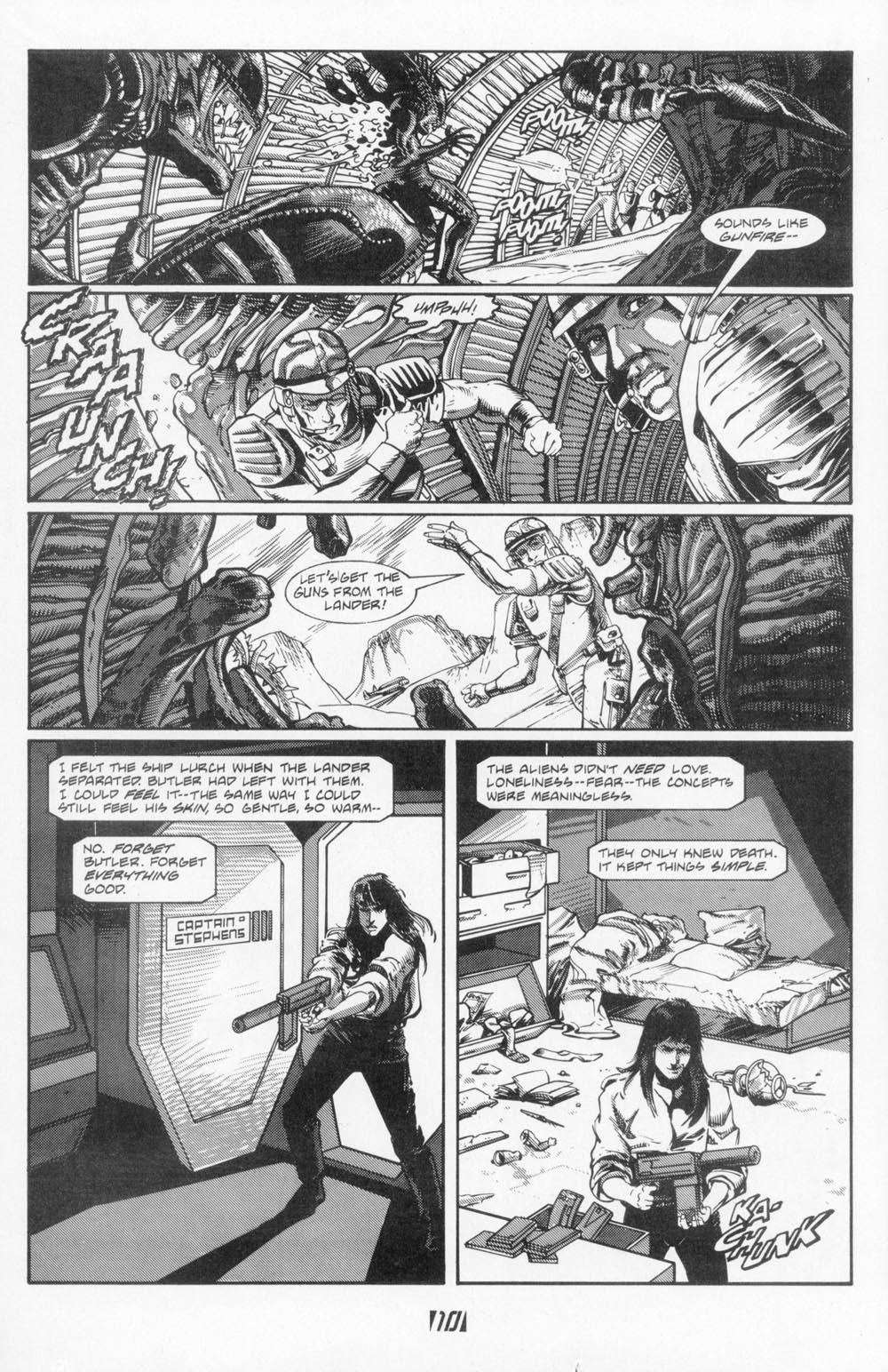 Read online Aliens (1988) comic -  Issue #5 - 12
