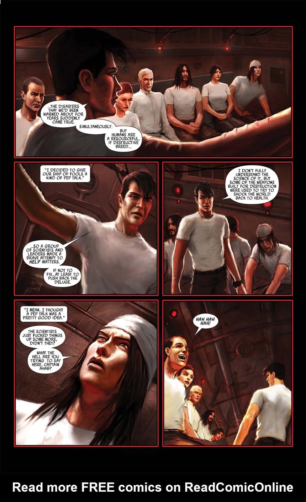 Read online After Dark comic -  Issue #1 - 29