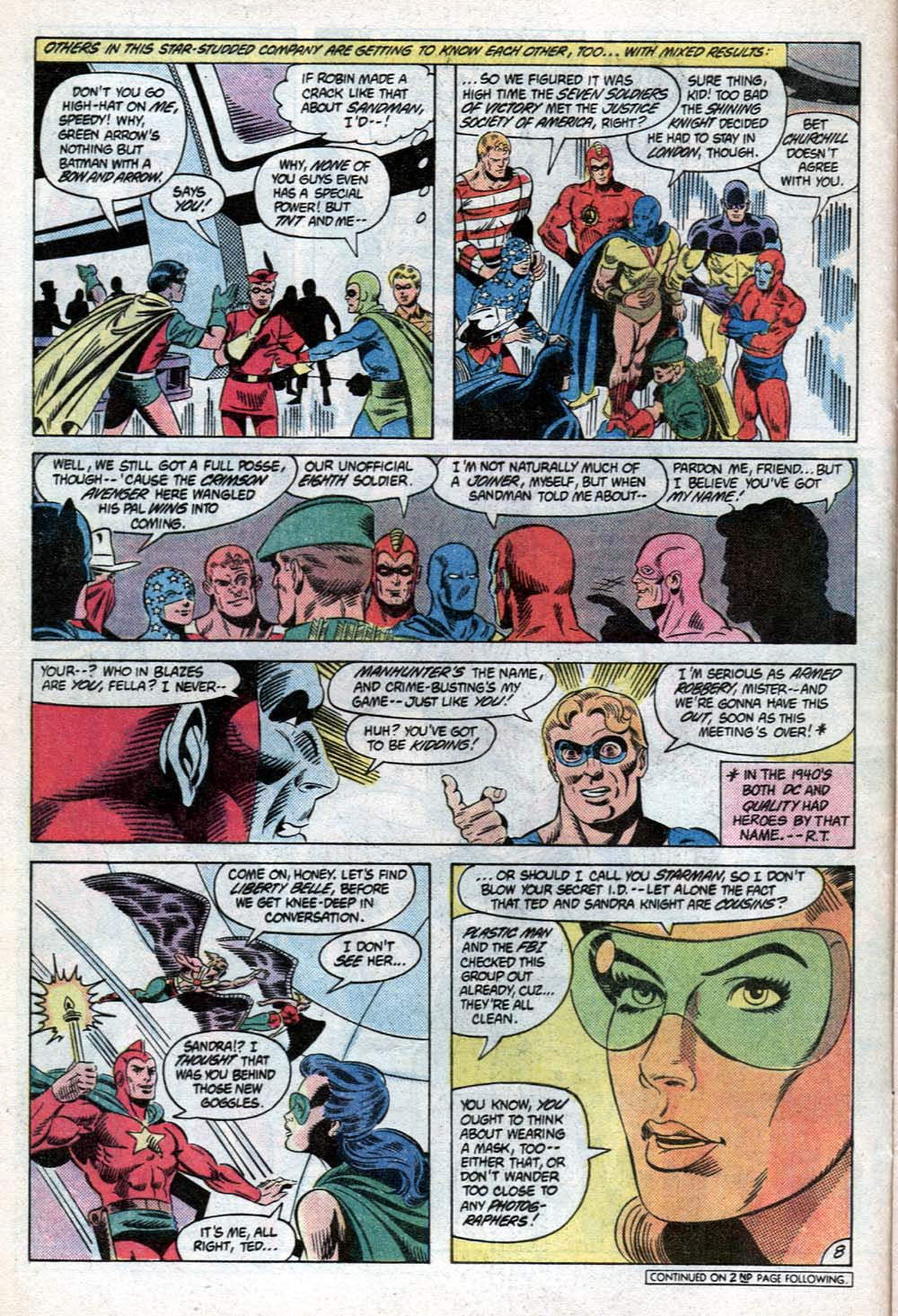 Read online All-Star Squadron comic -  Issue #31 - 11