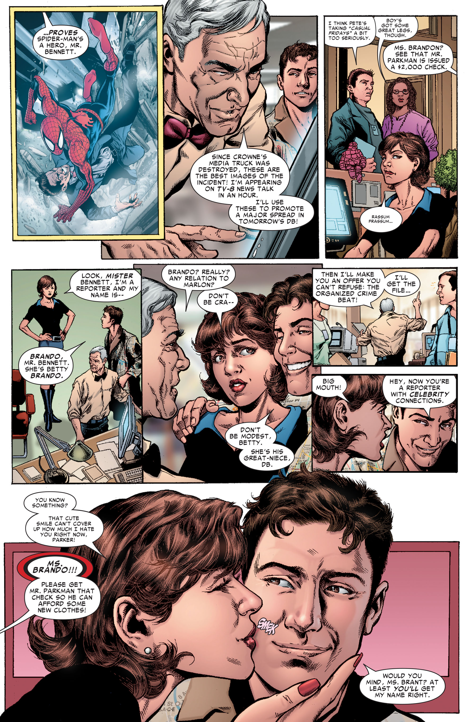 The Amazing Spider-Man (1963) 554 Page 12
