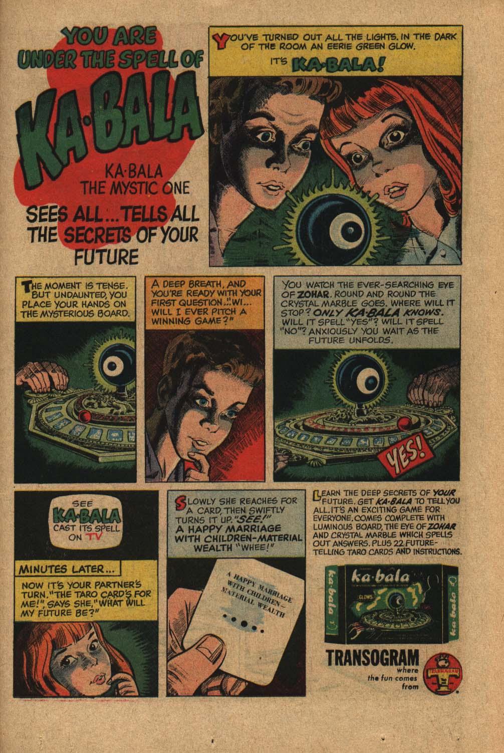 Read online Adventure Comics (1938) comic -  Issue #363 - 23