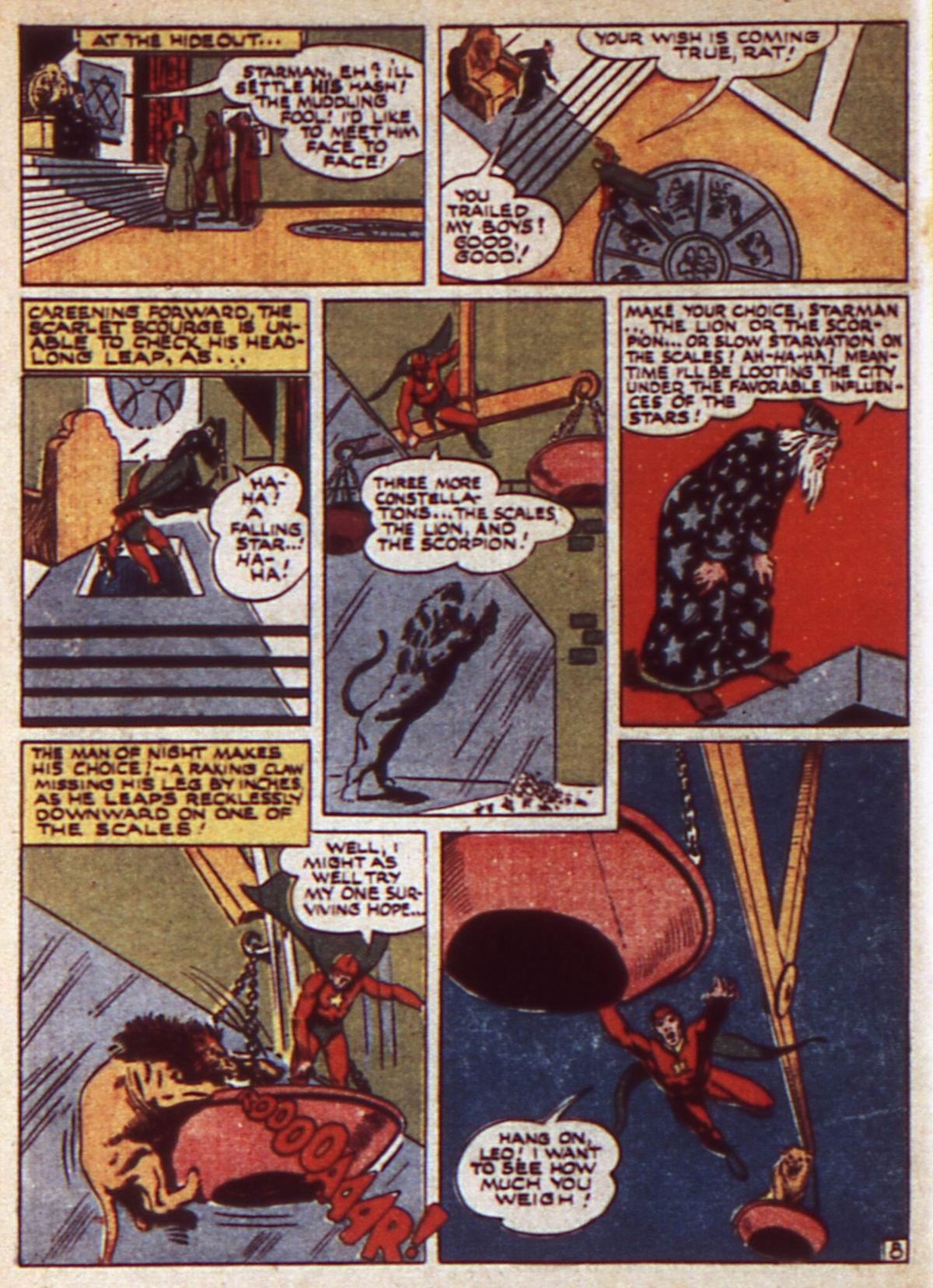 Read online Adventure Comics (1938) comic -  Issue #85 - 22