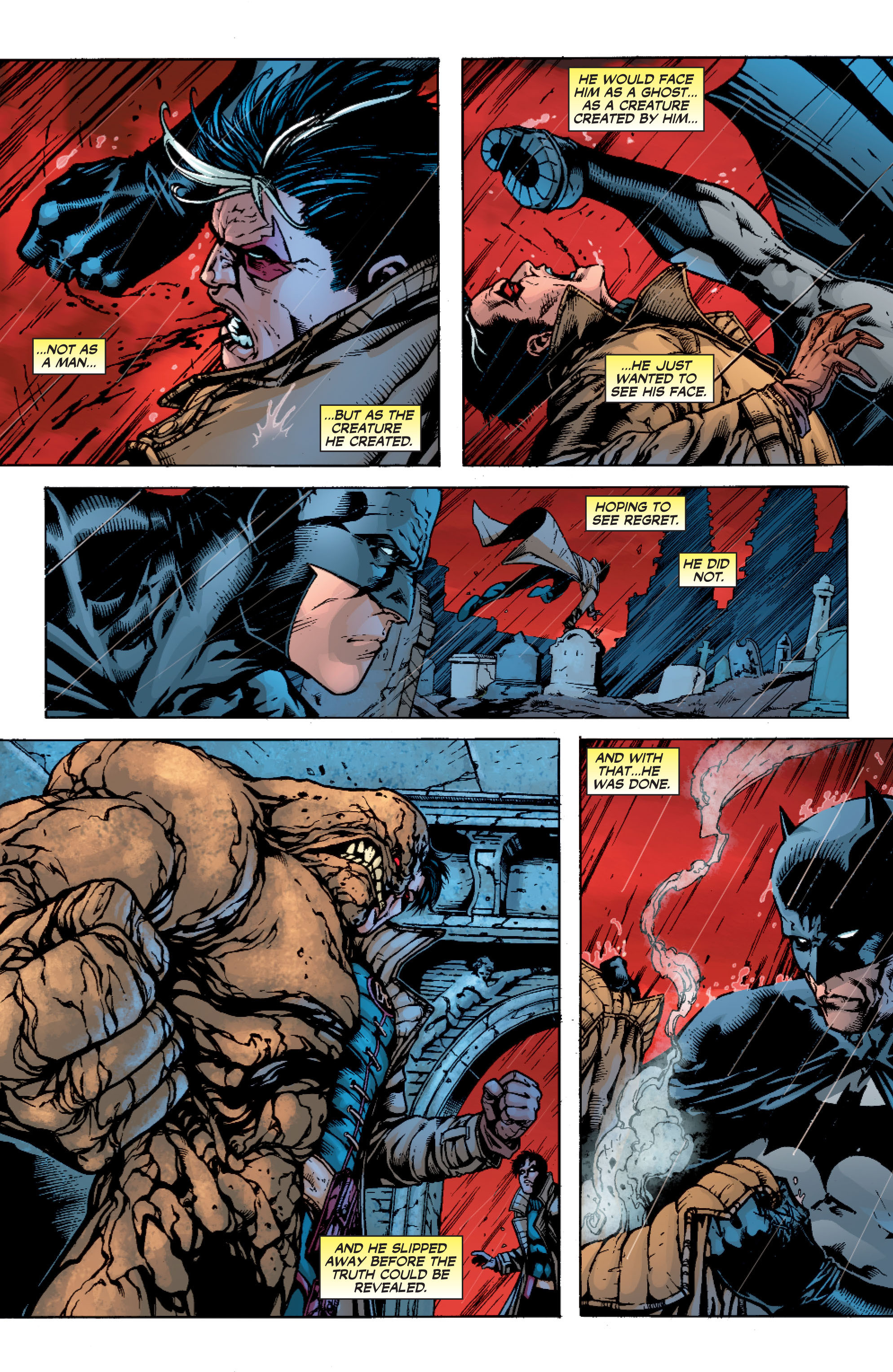 Read online Batman: Under The Red Hood comic -  Issue # Full - 354