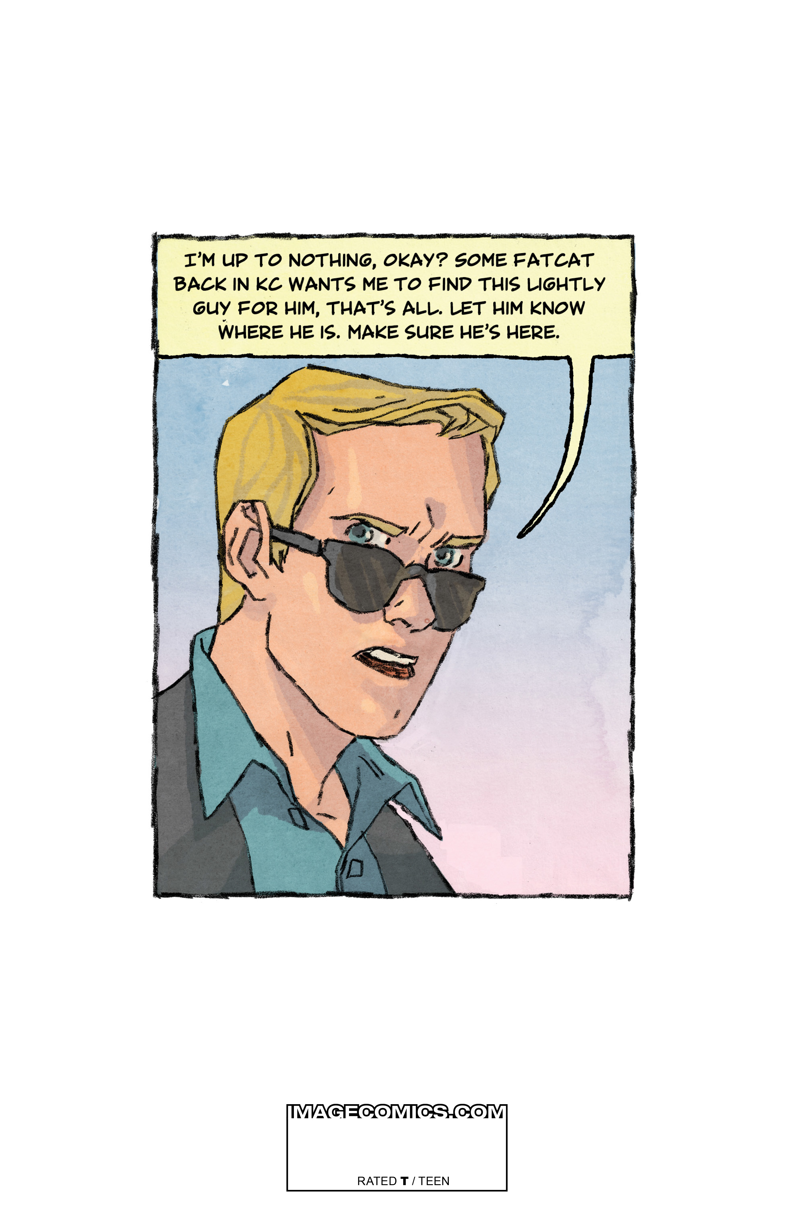 Read online Aloha, Hawaiian Dick comic -  Issue #3 - 30