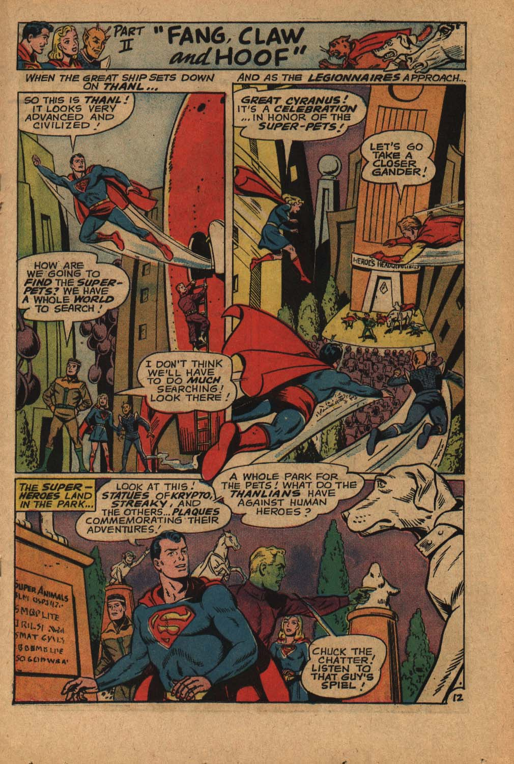 Read online Adventure Comics (1938) comic -  Issue #364 - 19