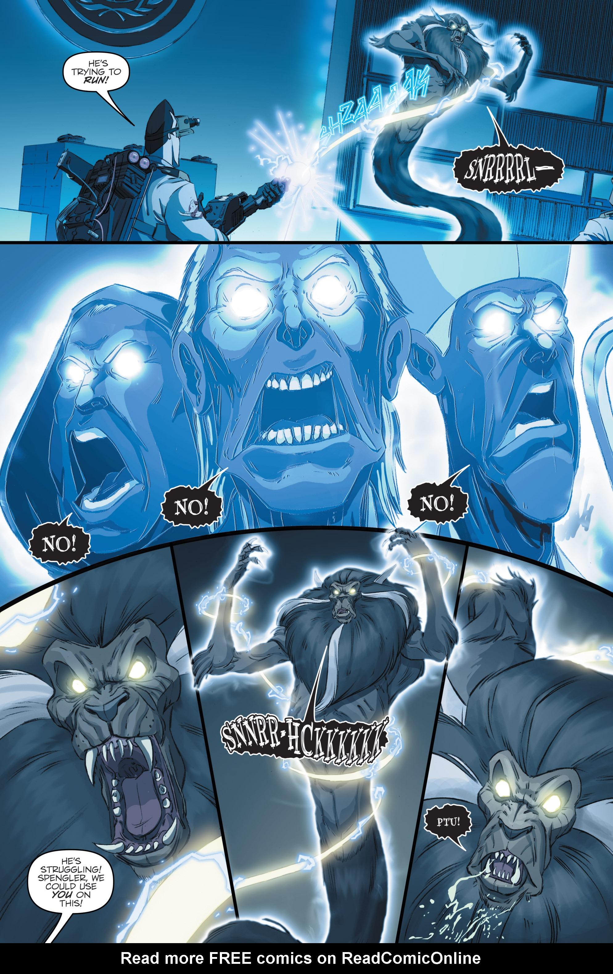 Read online Skylanders Superchargers comic -  Issue #4 - 32