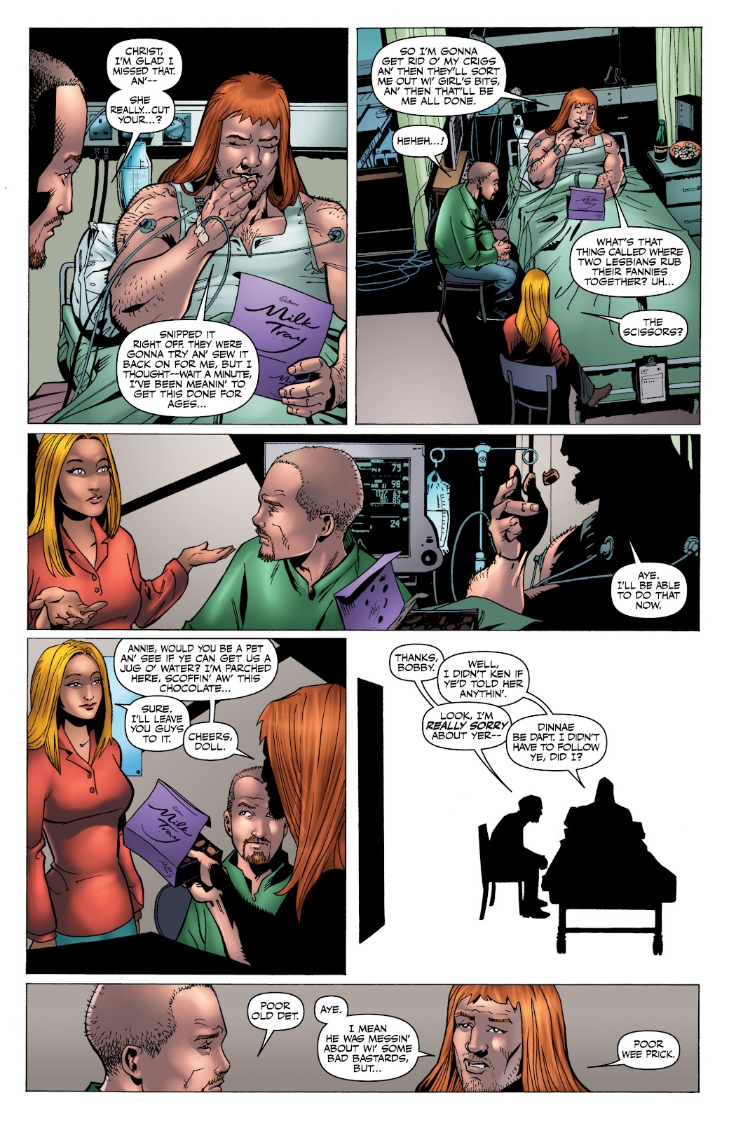 Read online The Boys Omnibus comic -  Issue # TPB 4 (Part 4) - 37