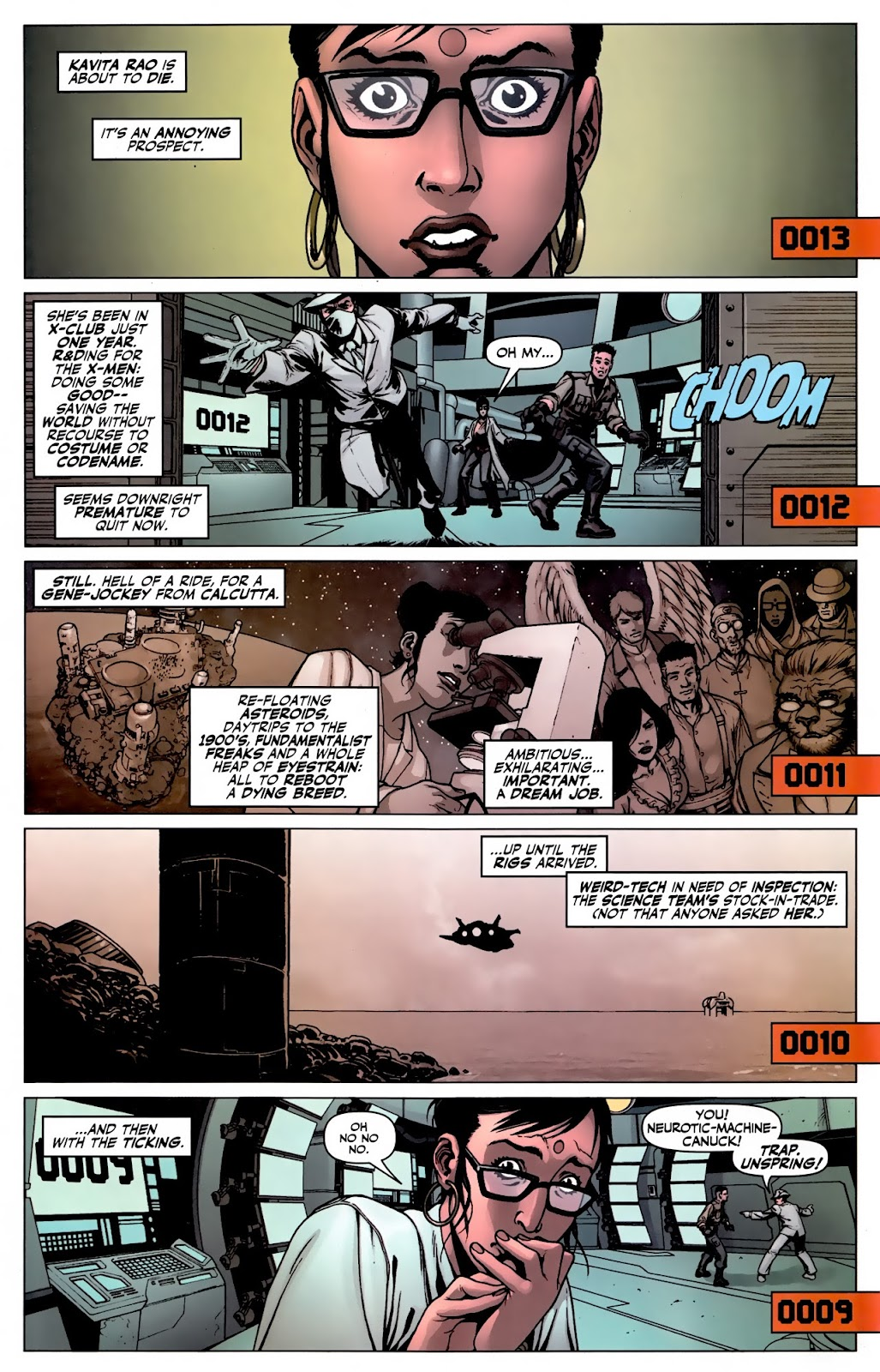 Read online X-Men: Second Coming Revelations comic -  Issue # TPB (Part 1) - 34