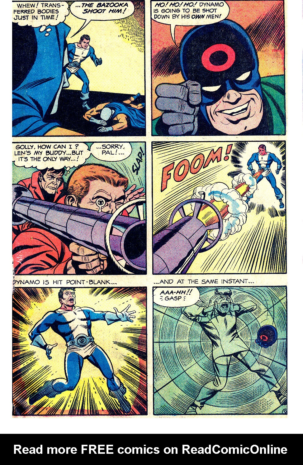 T.H.U.N.D.E.R. Agents (1965) issue 17 - Page 44