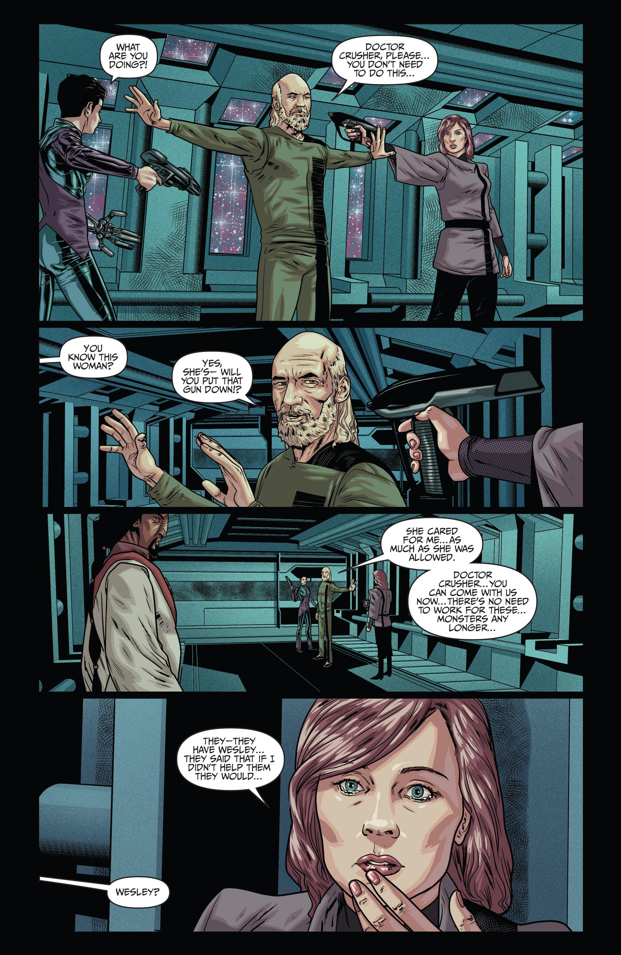 Read online Star Trek: Deviations comic -  Issue # Full - 20