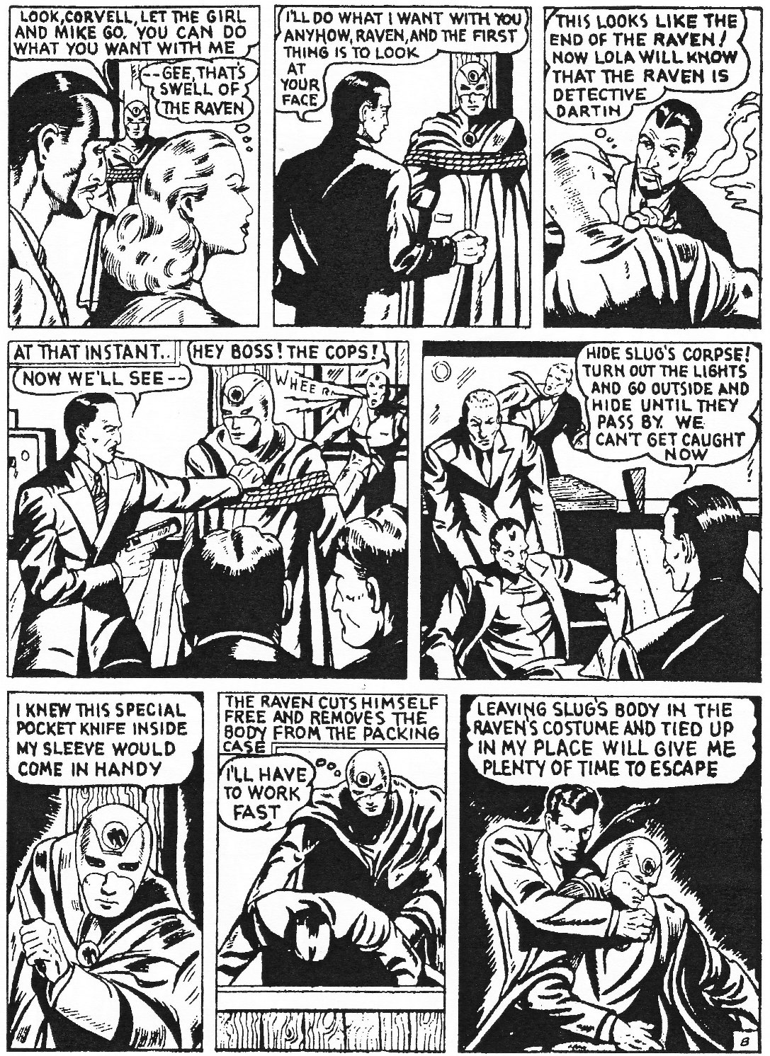 Read online Men of Mystery Comics comic -  Issue #76 - 54
