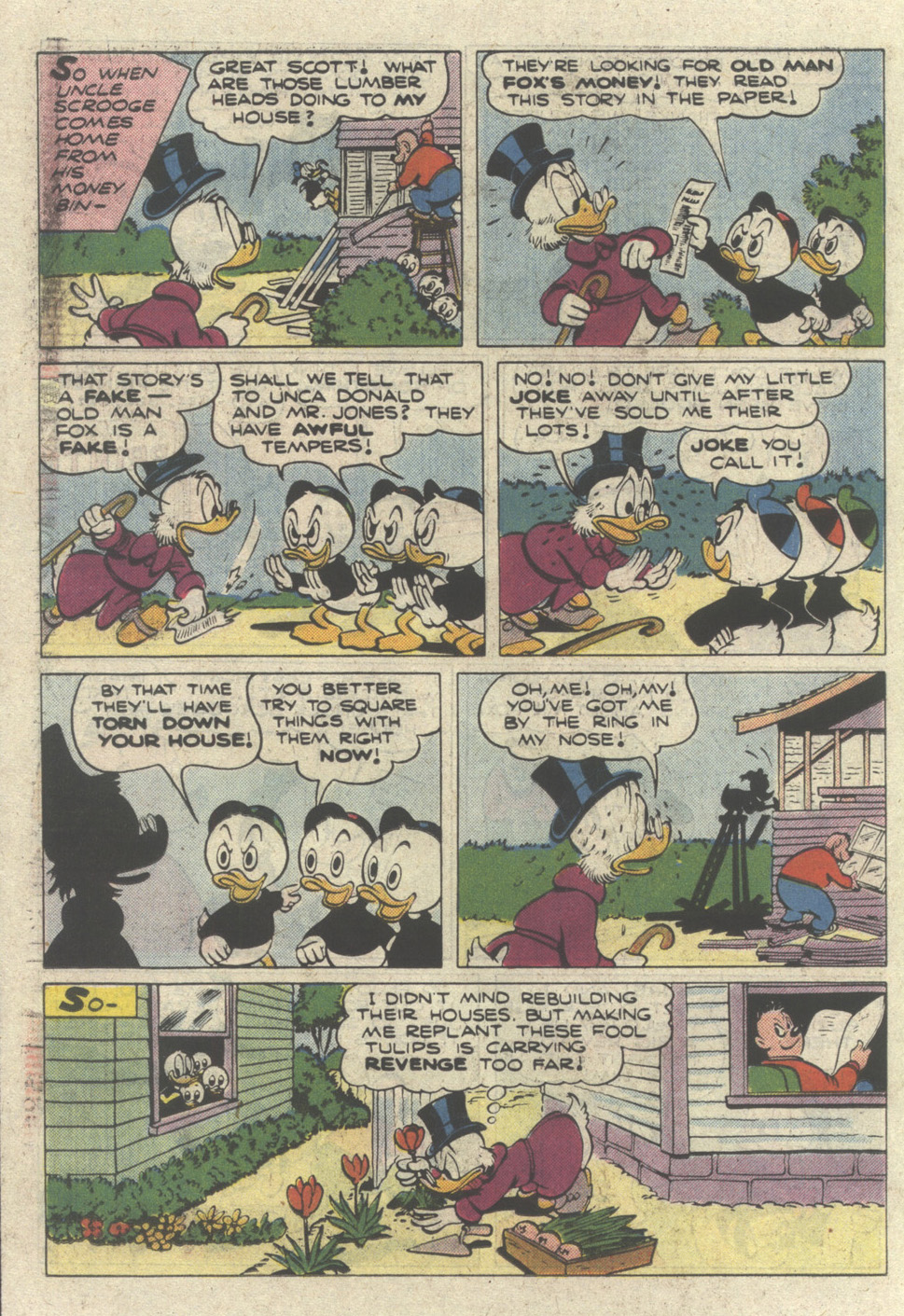 Read online Uncle Scrooge (1953) comic -  Issue #233 - 14