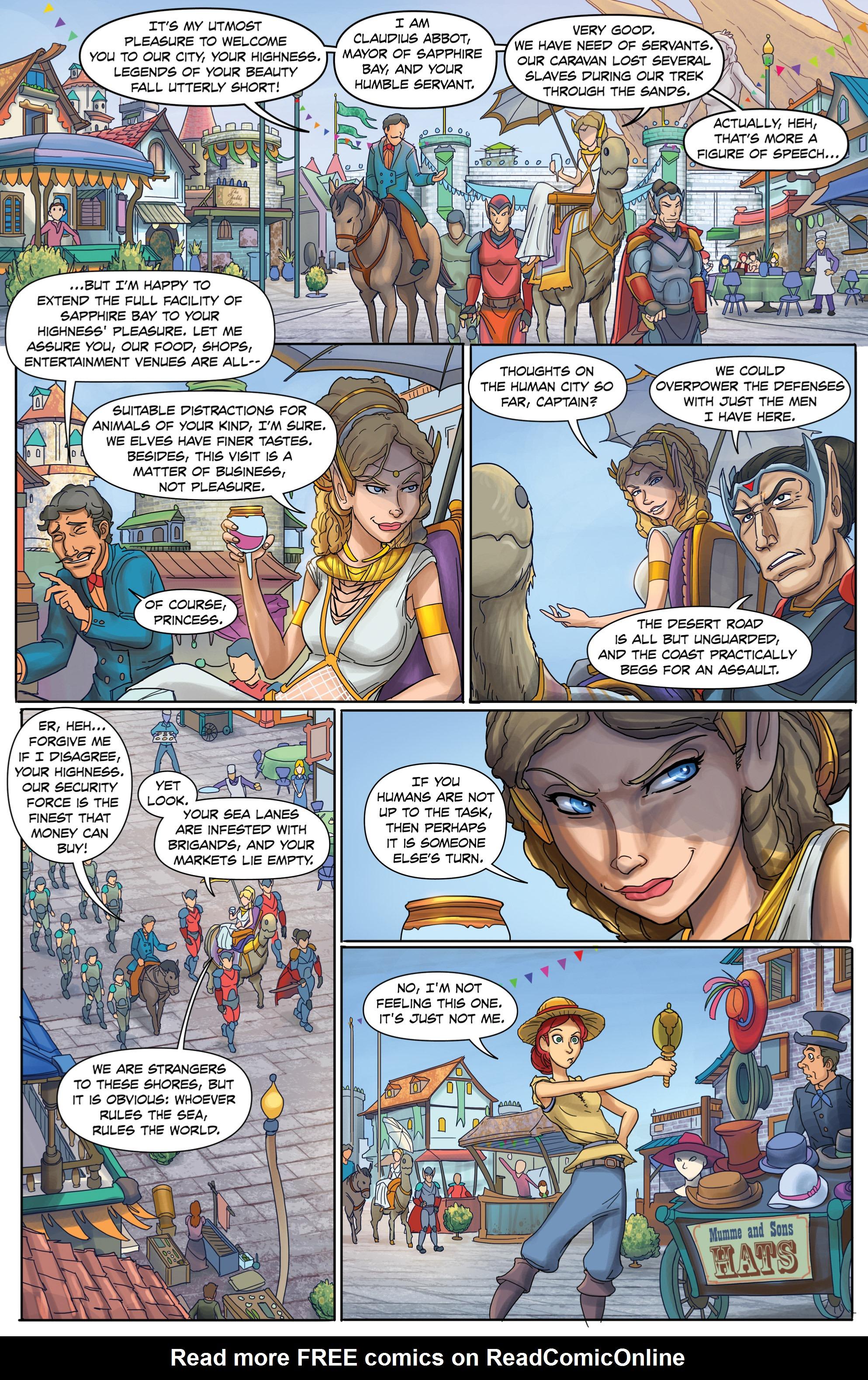 Read online Anne Bonnie comic -  Issue #2 - 15