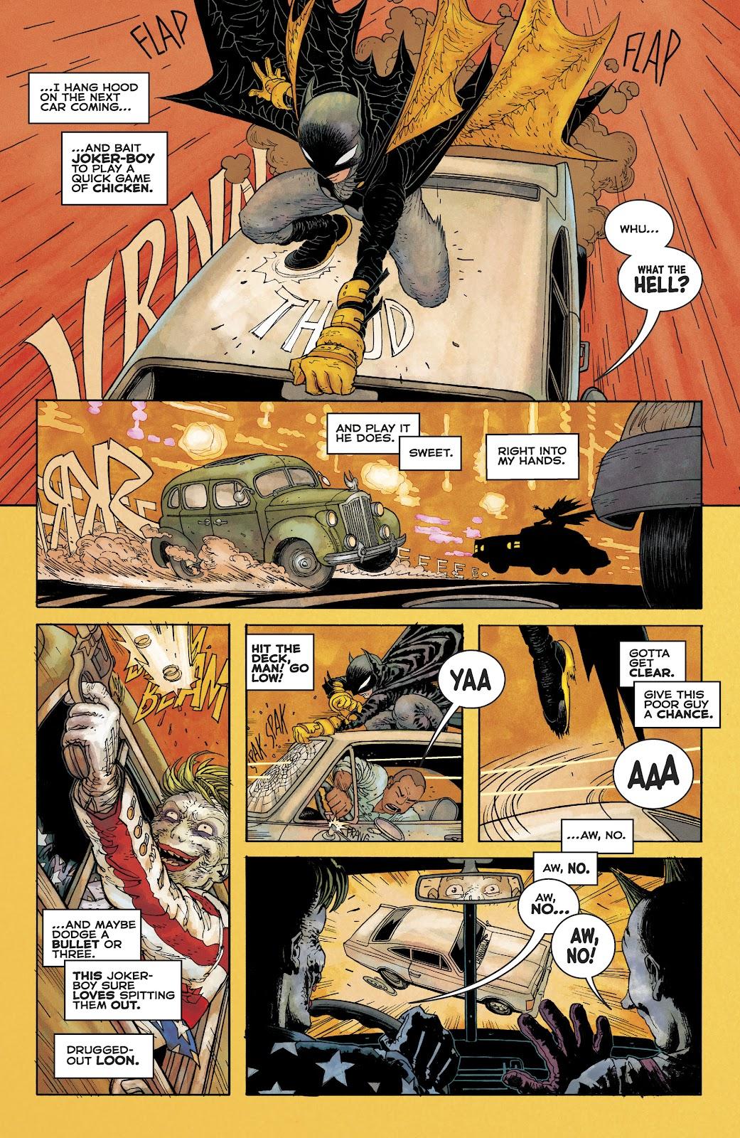 Dark Knight Returns: The Golden Child issue Full - Page 33