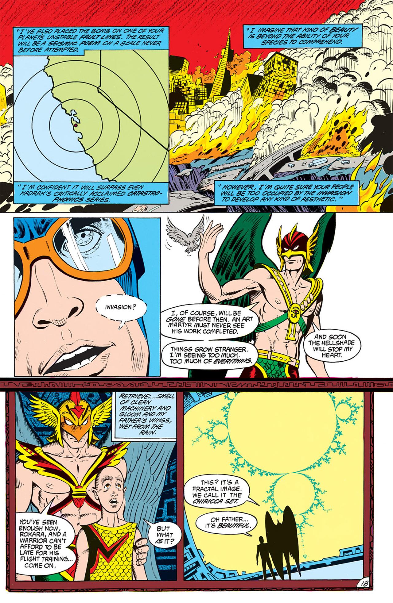 Read online Animal Man (1988) comic -  Issue #6 - 20
