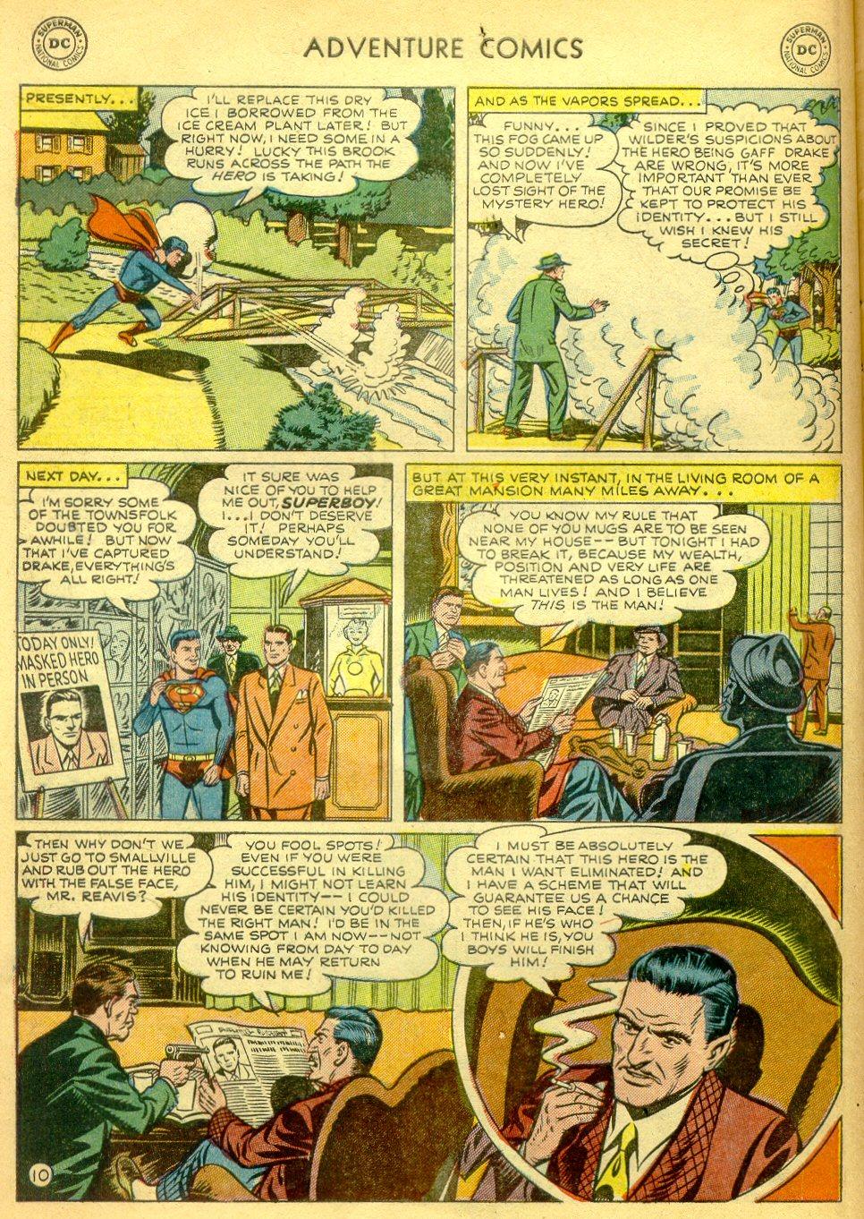 Read online Adventure Comics (1938) comic -  Issue #181 - 11