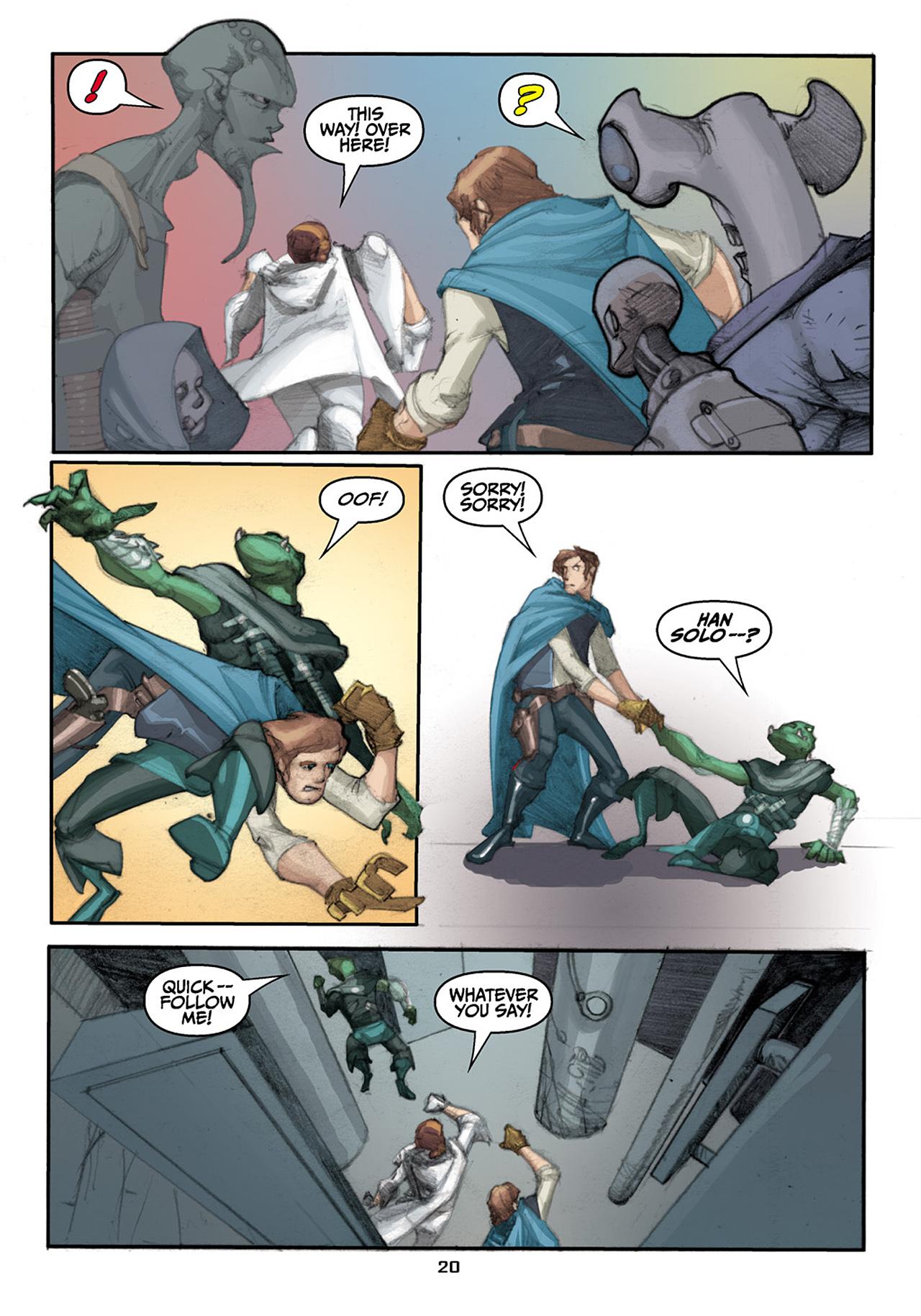 Read online Star Wars Omnibus comic -  Issue # Vol. 33 - 102