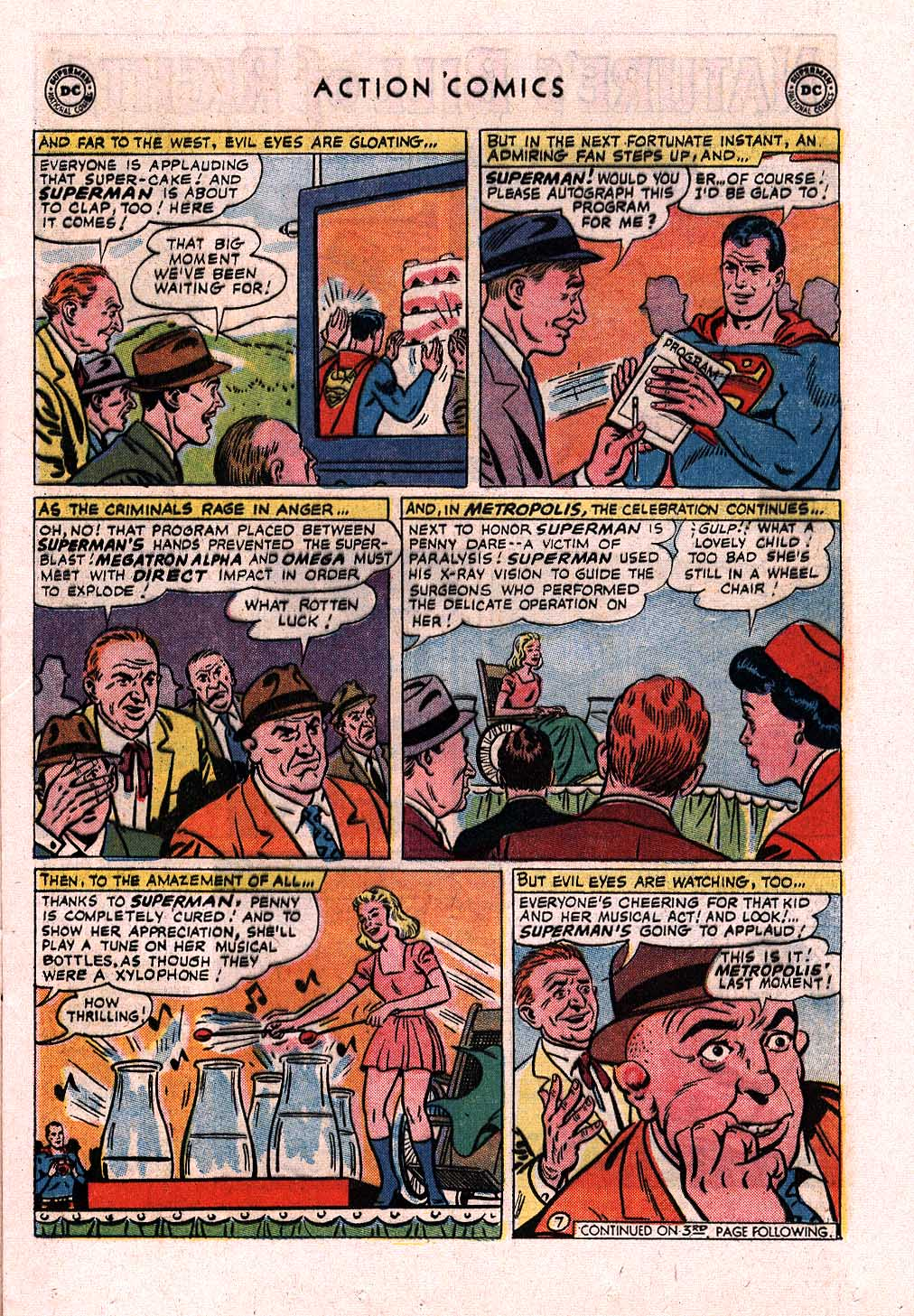 Read online Action Comics (1938) comic -  Issue #328 - 8