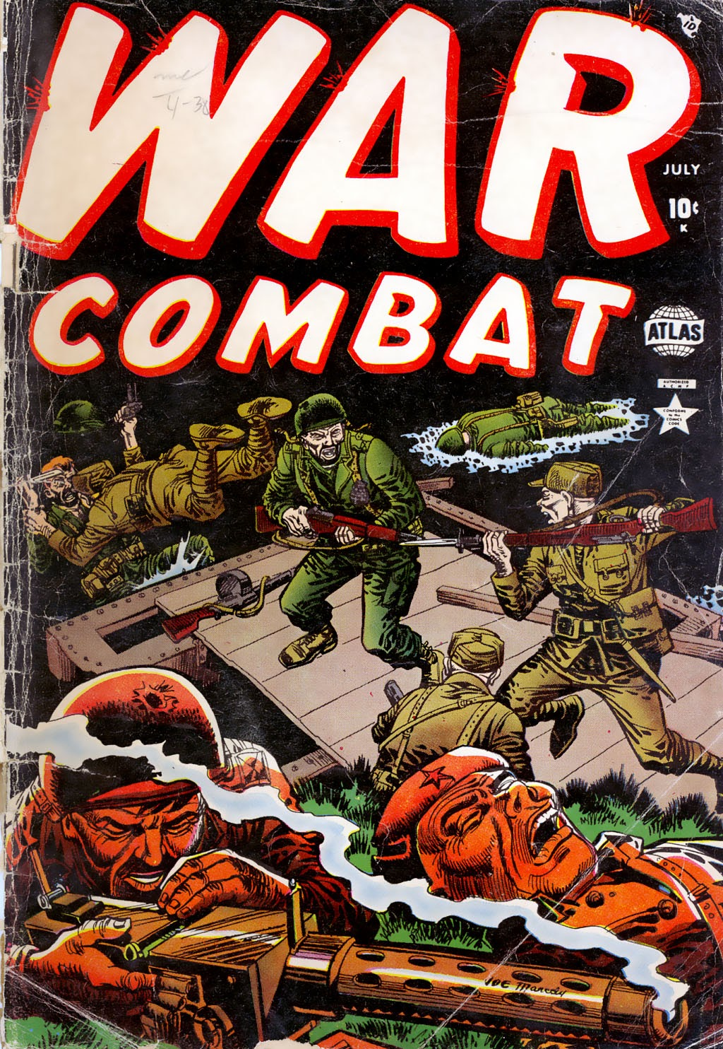 War Combat issue 3 - Page 1