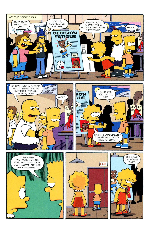 Read online Simpsons Comics Presents Bart Simpson comic -  Issue #74 - 11