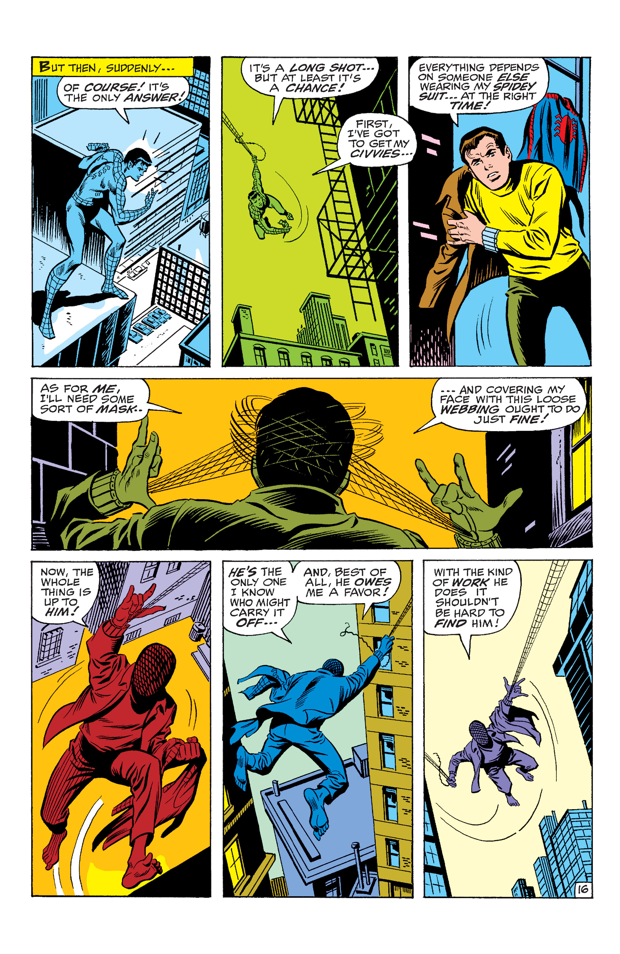 The Amazing Spider-Man (1963) 87 Page 15