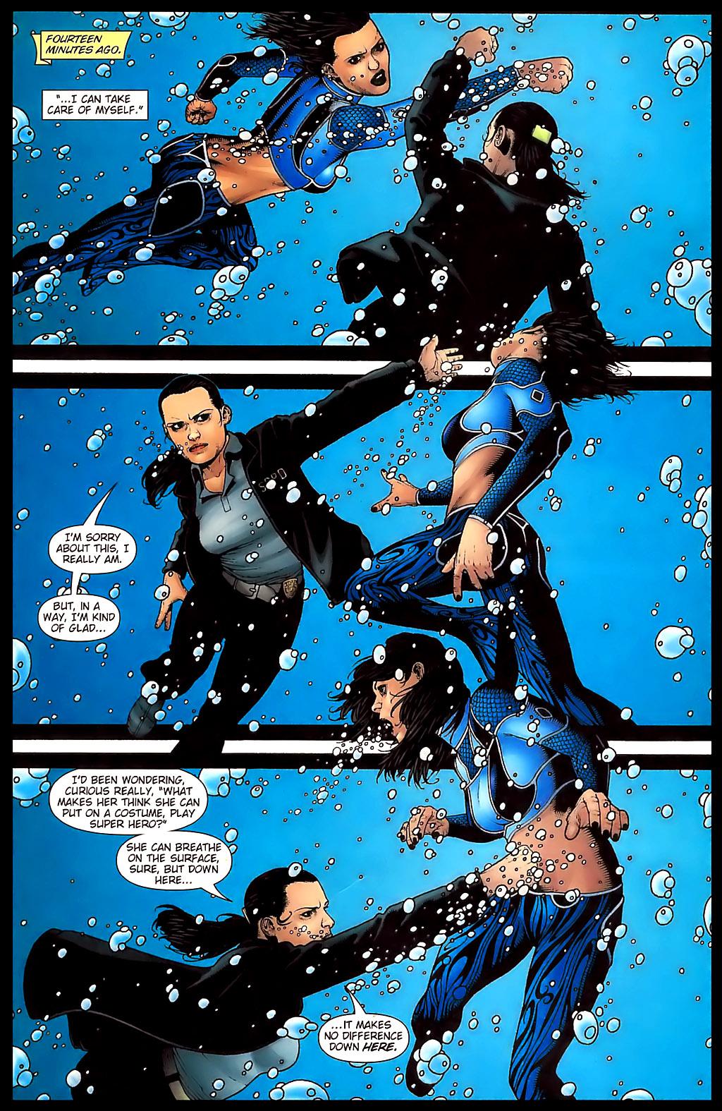 Read online Aquaman (2003) comic -  Issue #31 - 5