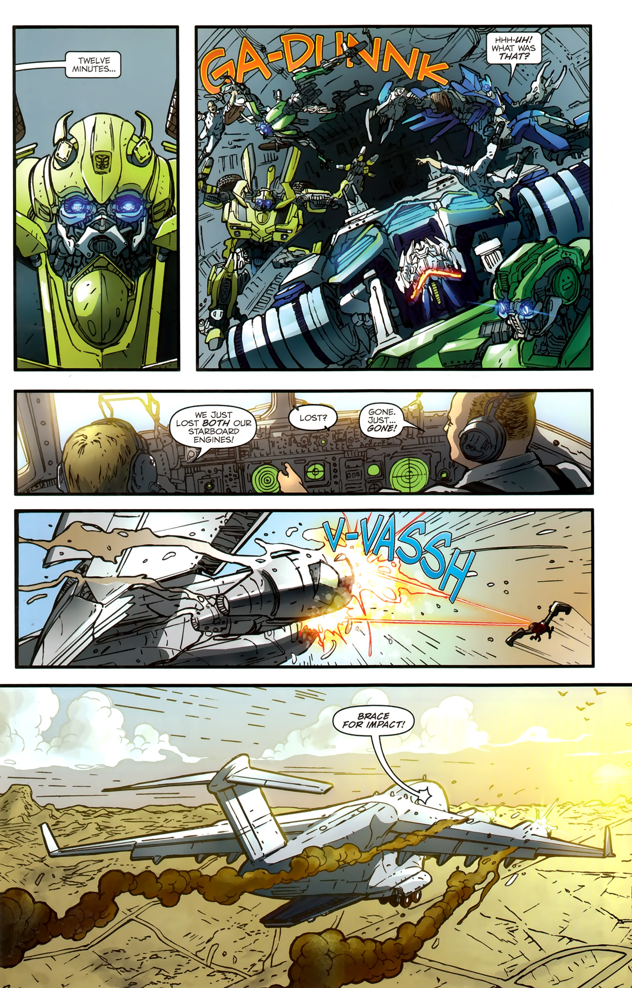 Read online Transformers: Nefarious comic -  Issue #3 - 9