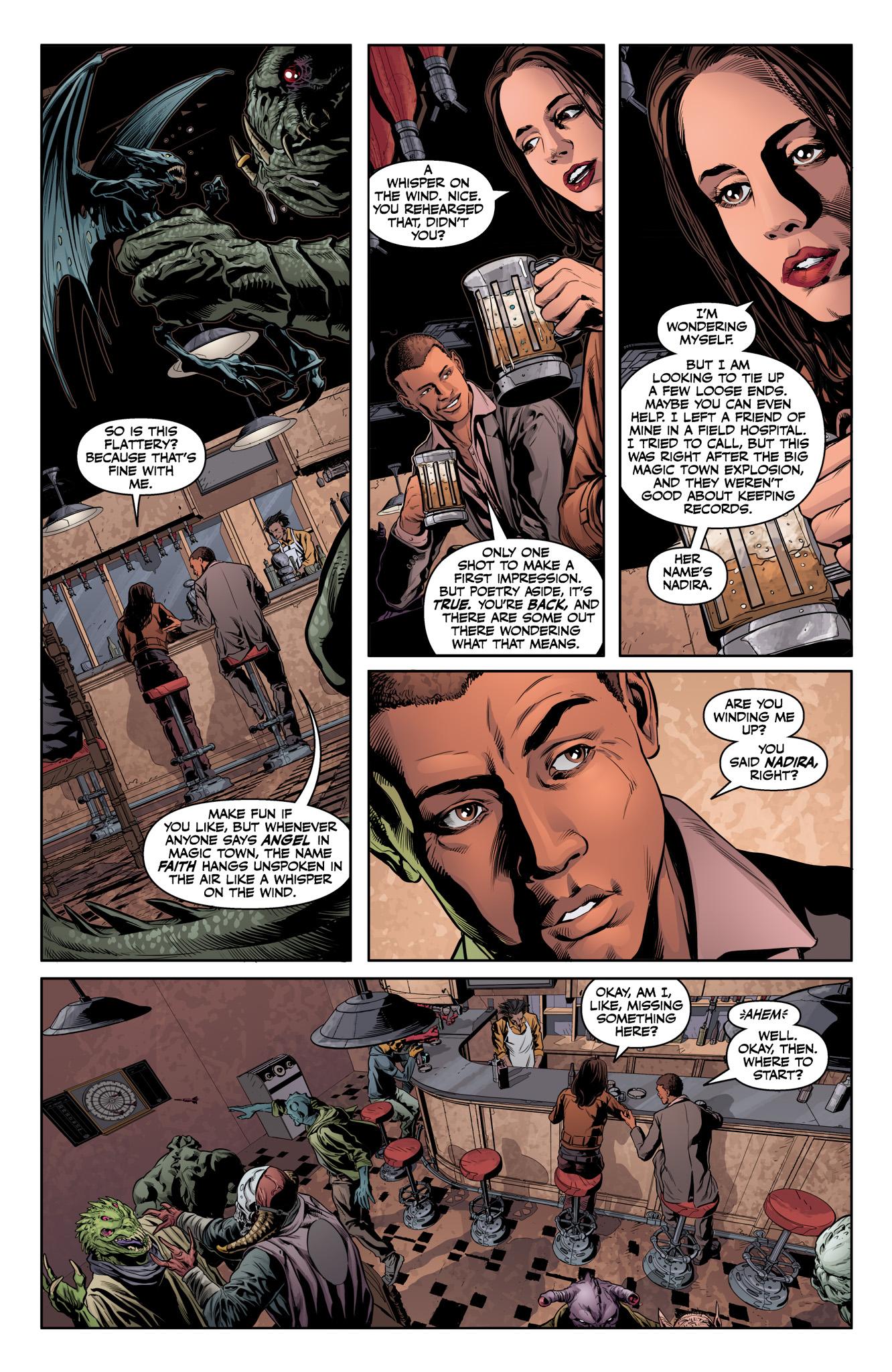 Read online Angel & Faith Season 10 comic -  Issue #11 - 19