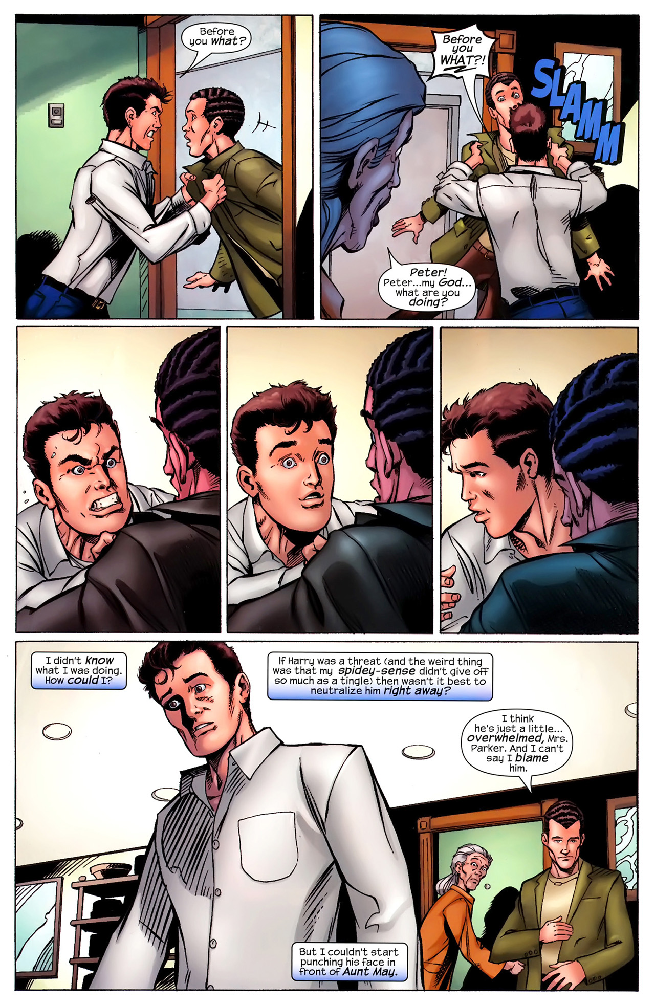 Read online Amazing Spider-Man Family comic -  Issue #4 - 6