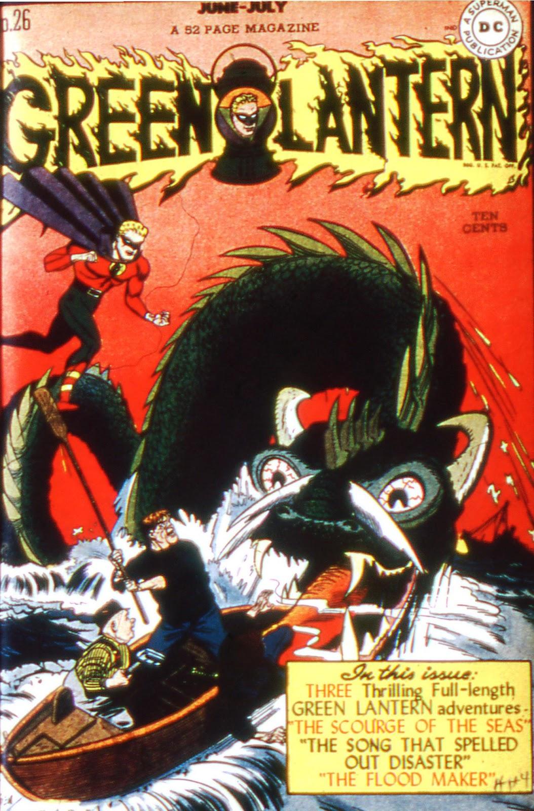 Green Lantern (1941) issue 26 - Page 1