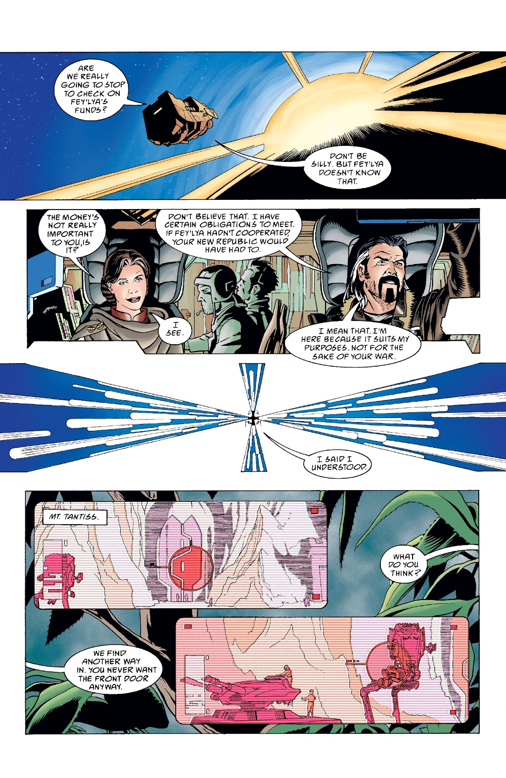 Read online Star Wars Legends: The New Republic - Epic Collection comic -  Issue # TPB 4 (Part 5) - 5