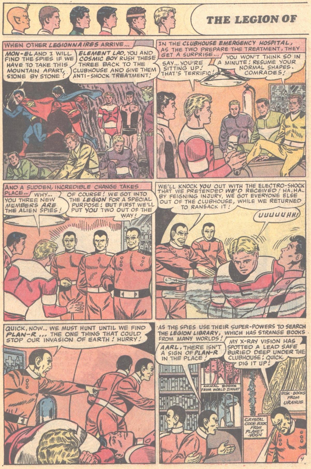 Read online Adventure Comics (1938) comic -  Issue #411 - 36