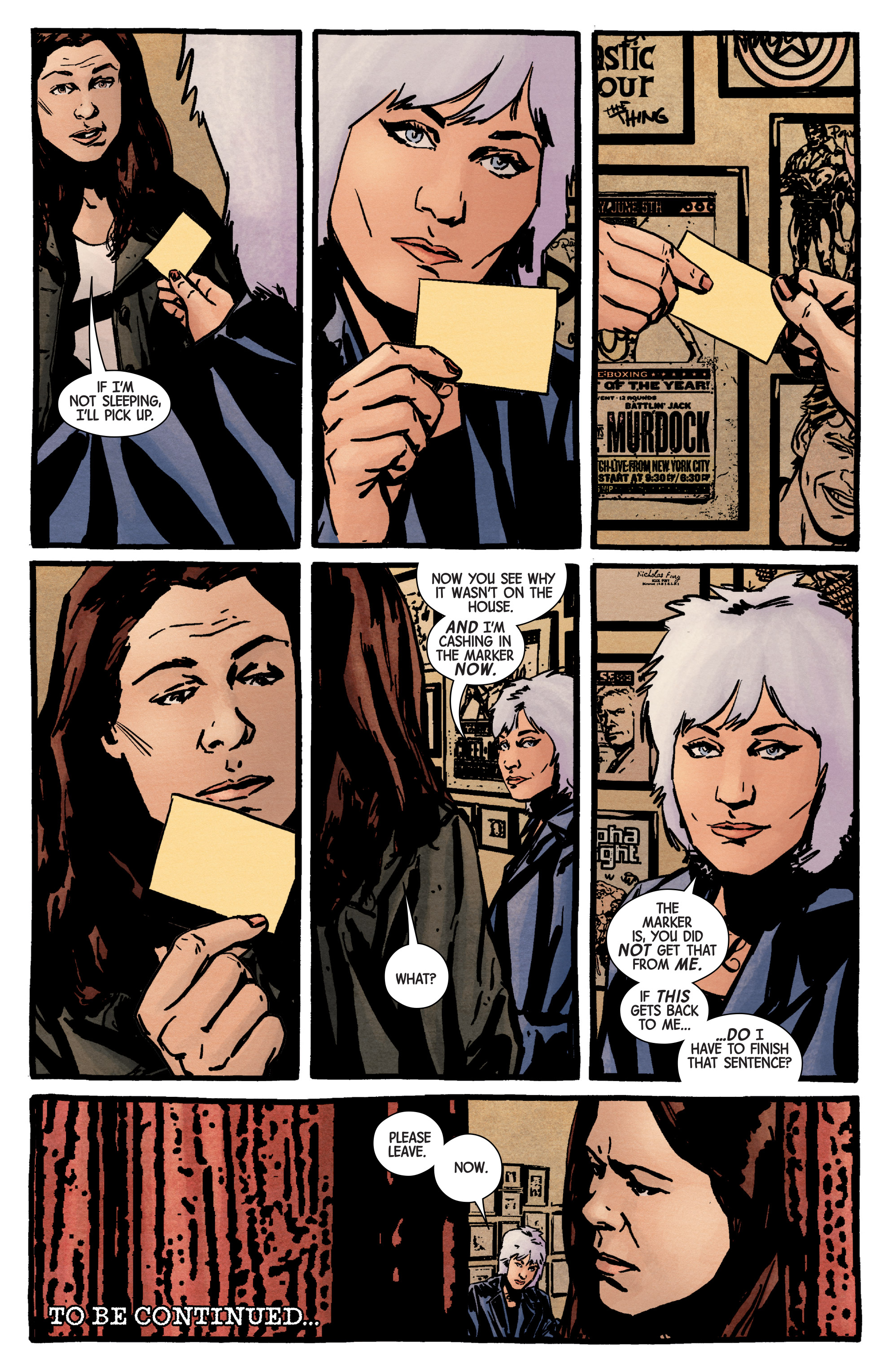 Read online Jessica Jones (2016) comic -  Issue #9 - 21