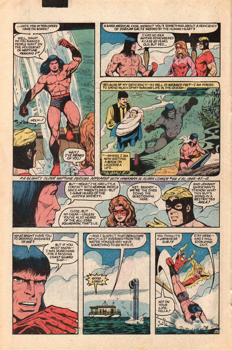 Read online All-Star Squadron comic -  Issue #33 - 18