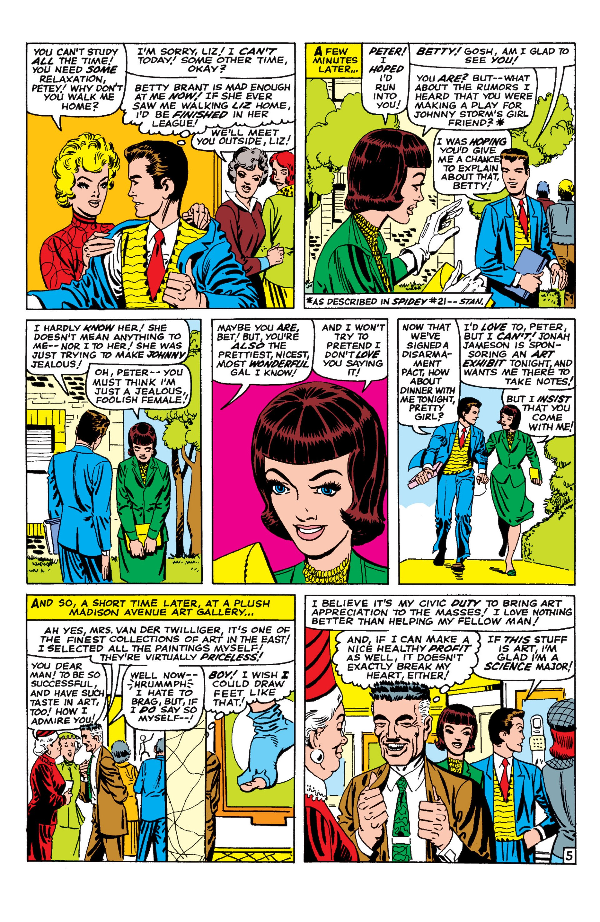 The Amazing Spider-Man (1963) 22 Page 5