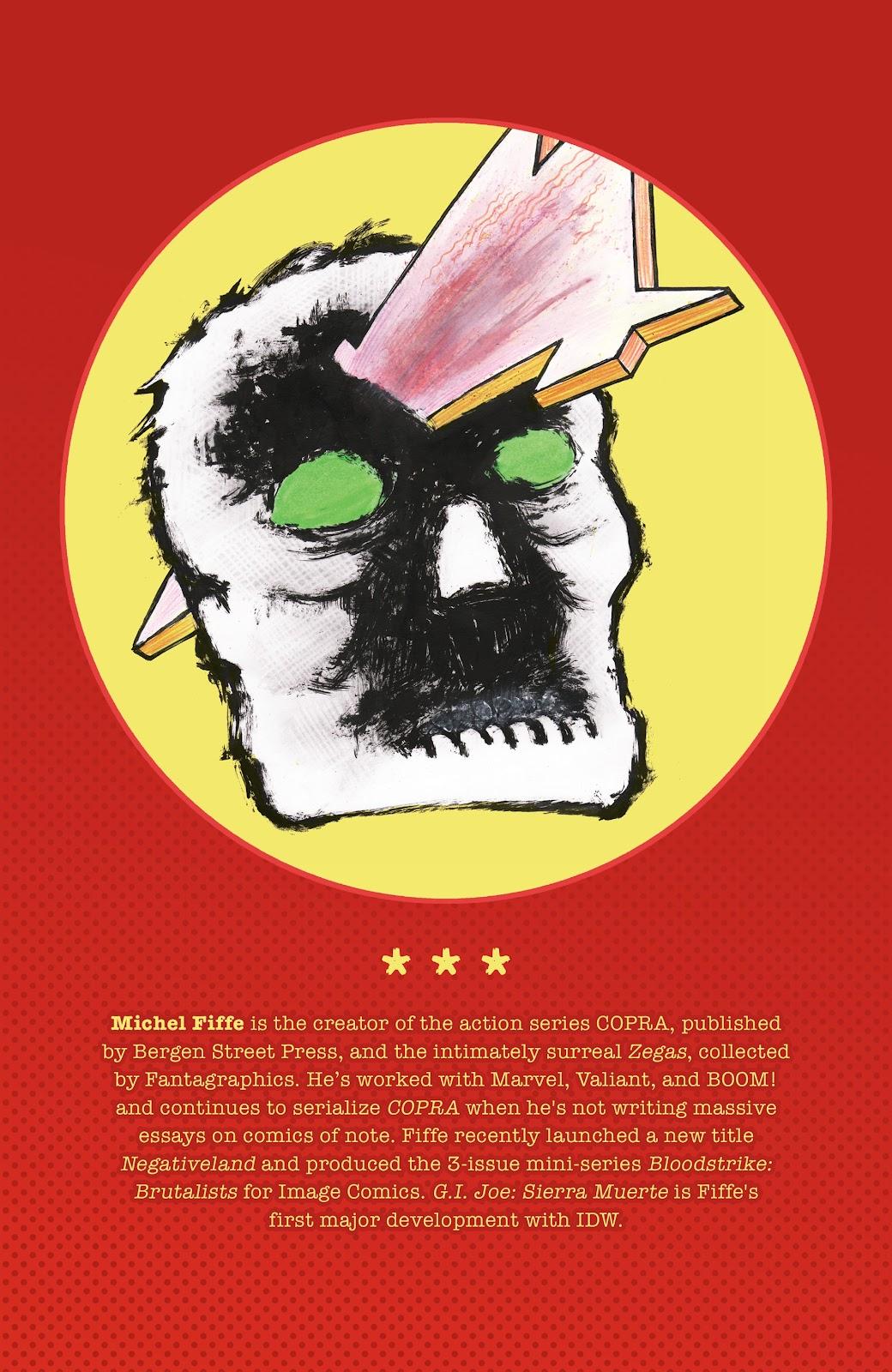 Read online G.I. Joe: Sierra Muerte comic -  Issue #3 - 36