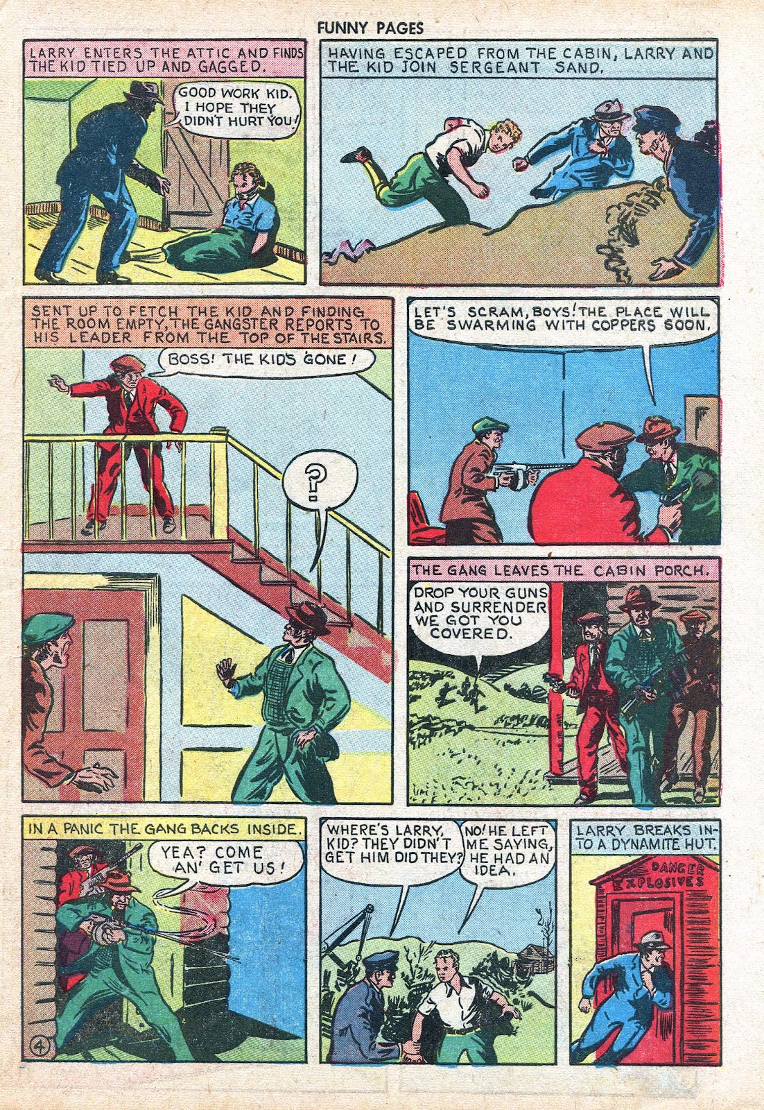 Funny Pages issue 42 - Page 22