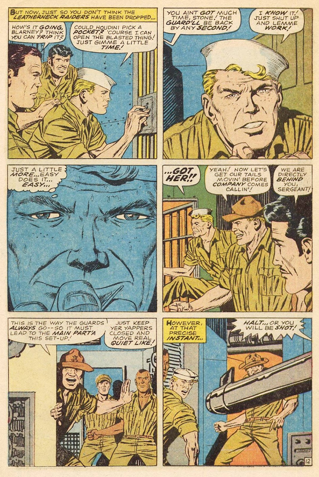 Captain Savage and his Leatherneck Raiders issue 3 - Page 18