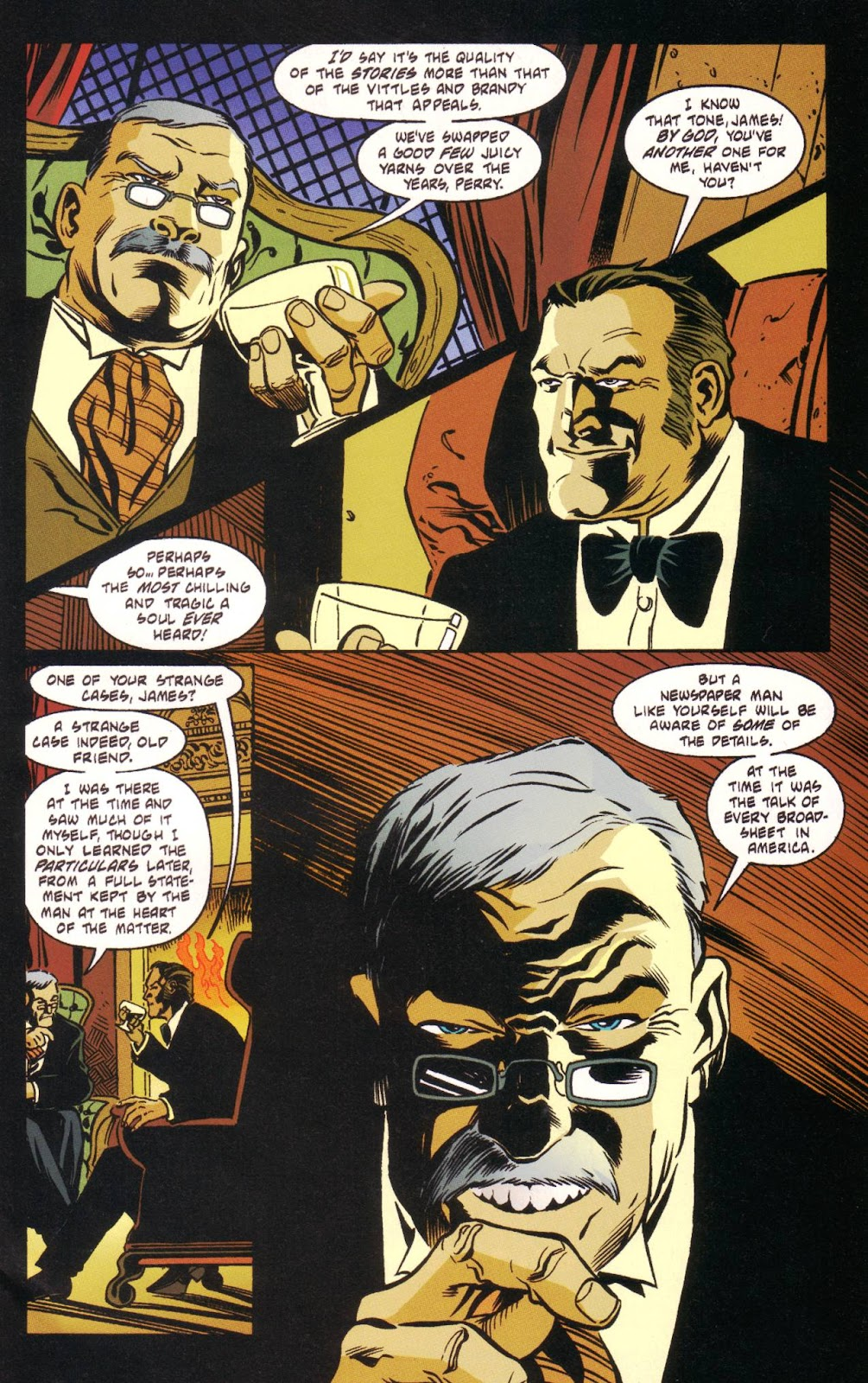 Batman: Two Faces issue Full - Page 4