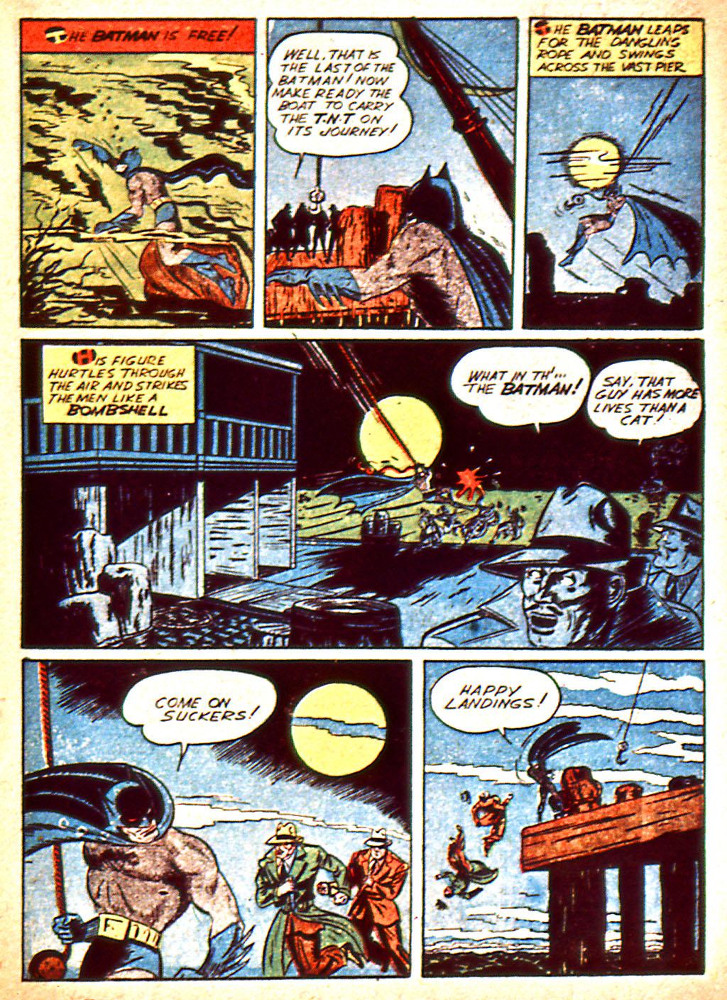 Read online Detective Comics (1937) comic -  Issue #37 - 12