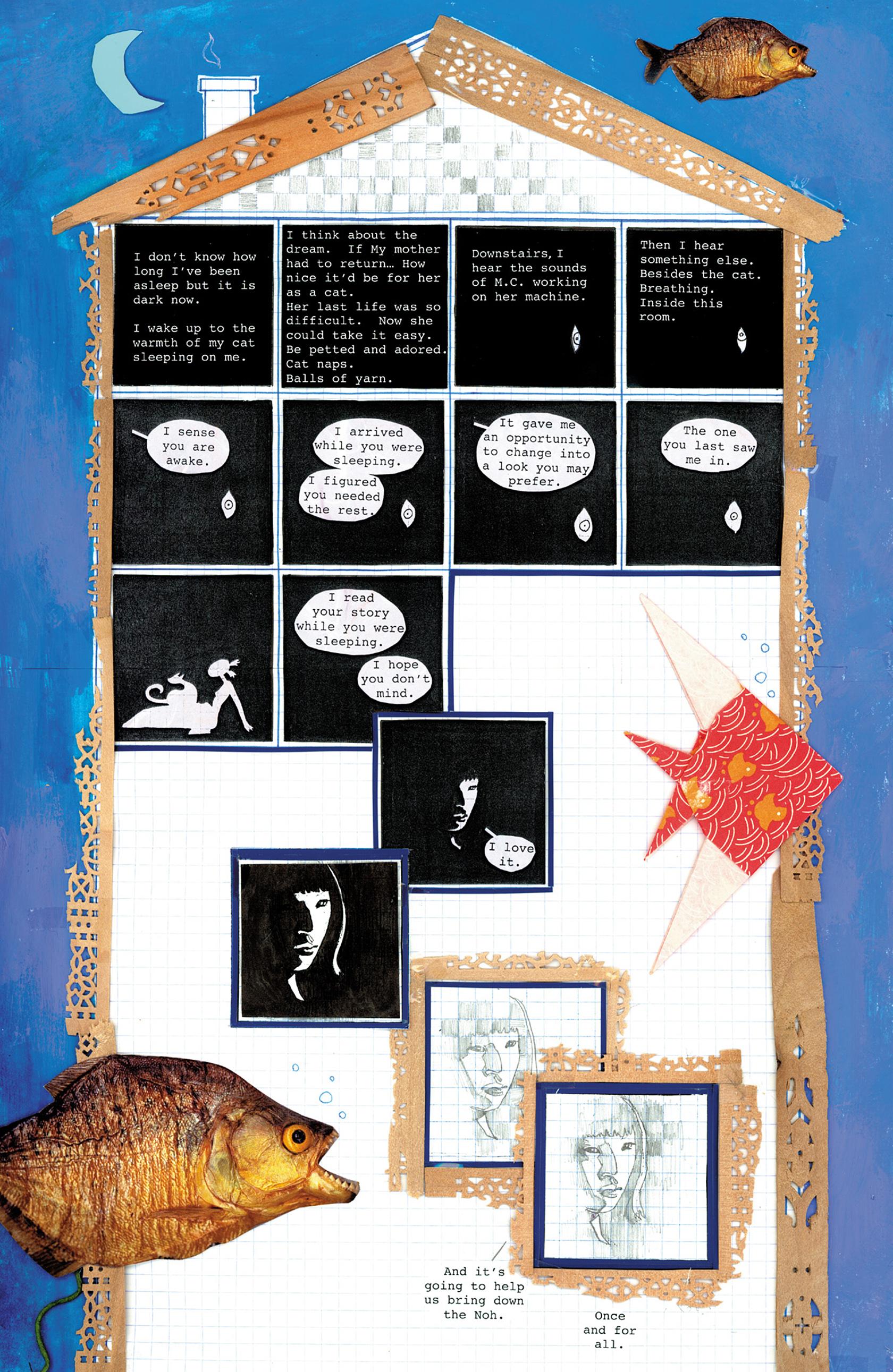 Read online Kabuki (2004) comic -  Issue #7 - 27