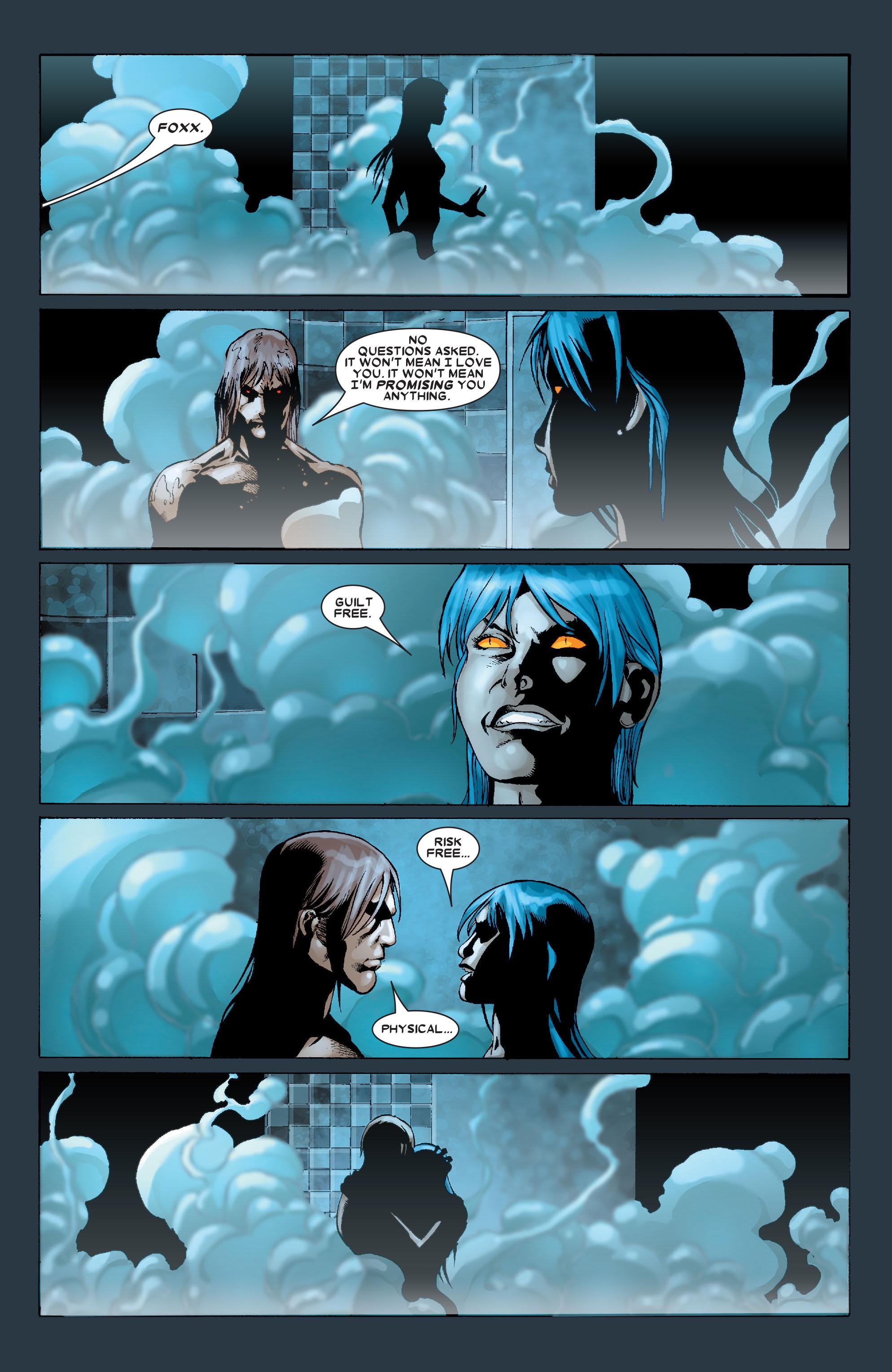 X-Men (1991) 172 Page 1