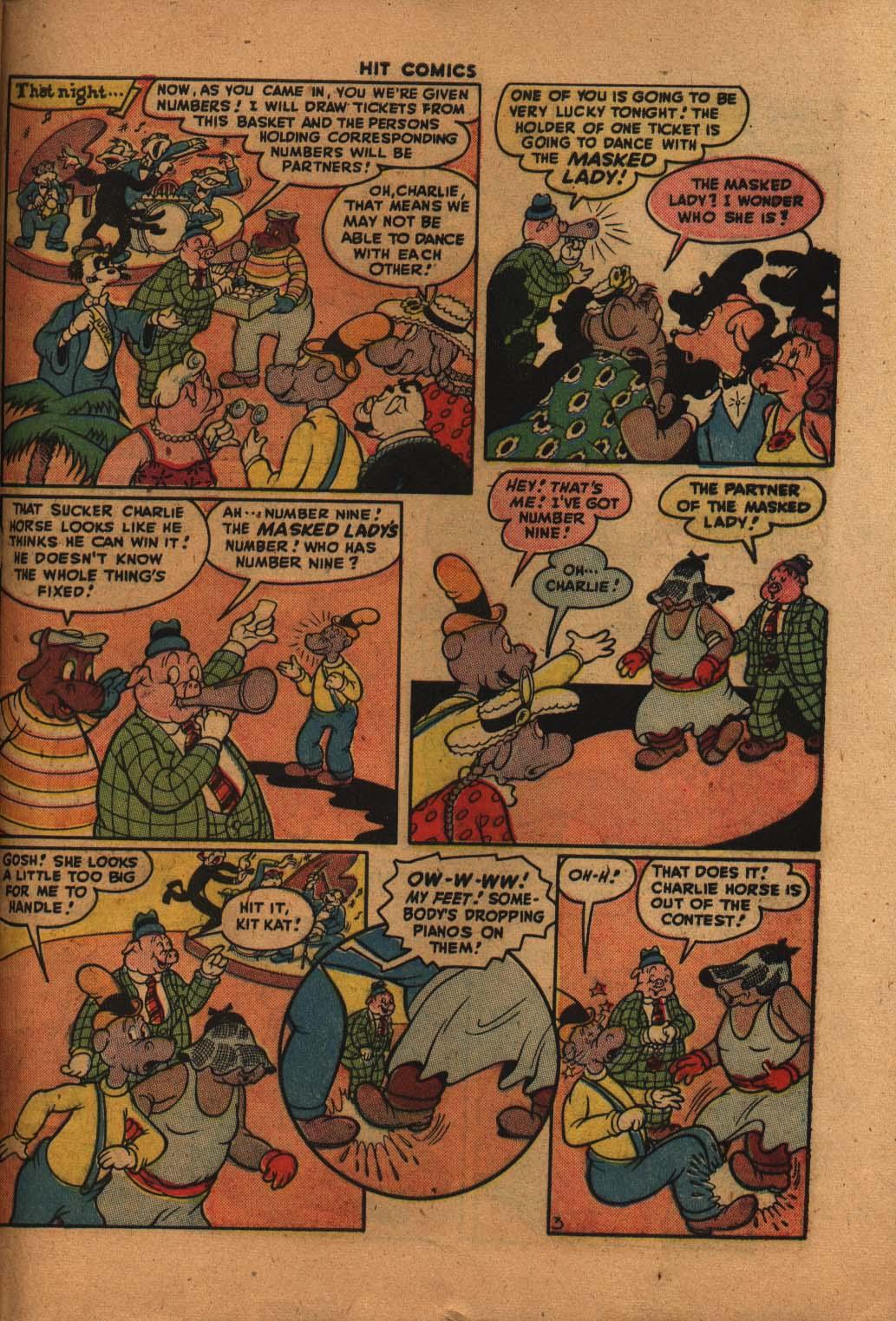 Read online Hit Comics comic -  Issue #47 - 46
