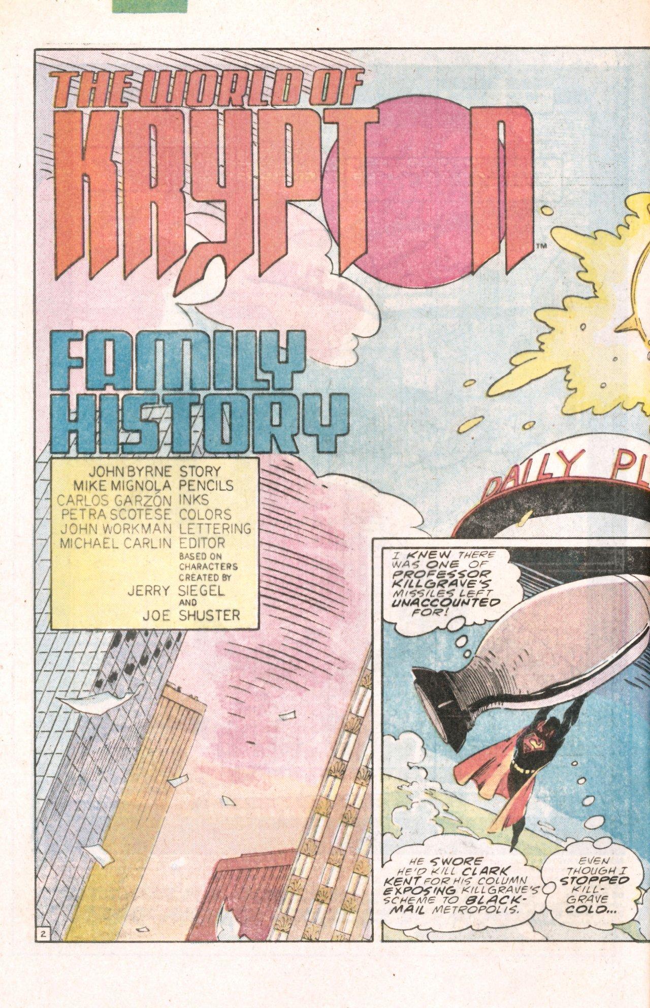 Read online World of Krypton comic -  Issue #4 - 5