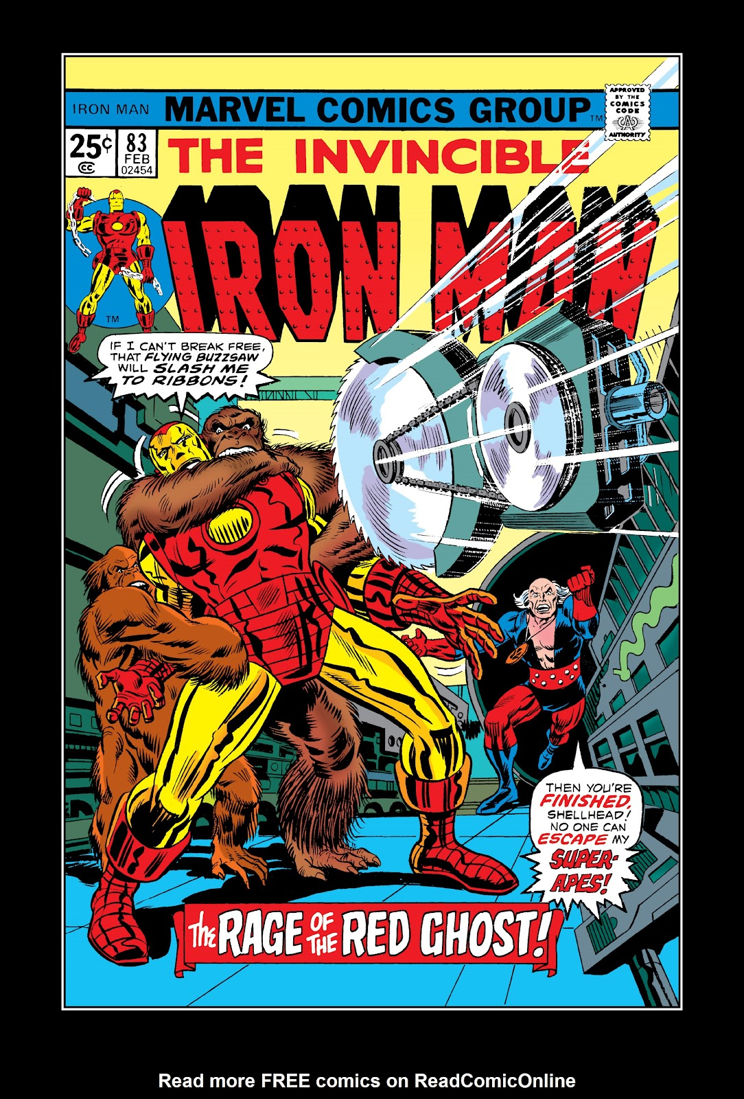 Read online Marvel Masterworks: The Invincible Iron Man comic -  Issue # TPB 11 (Part 1) - 28