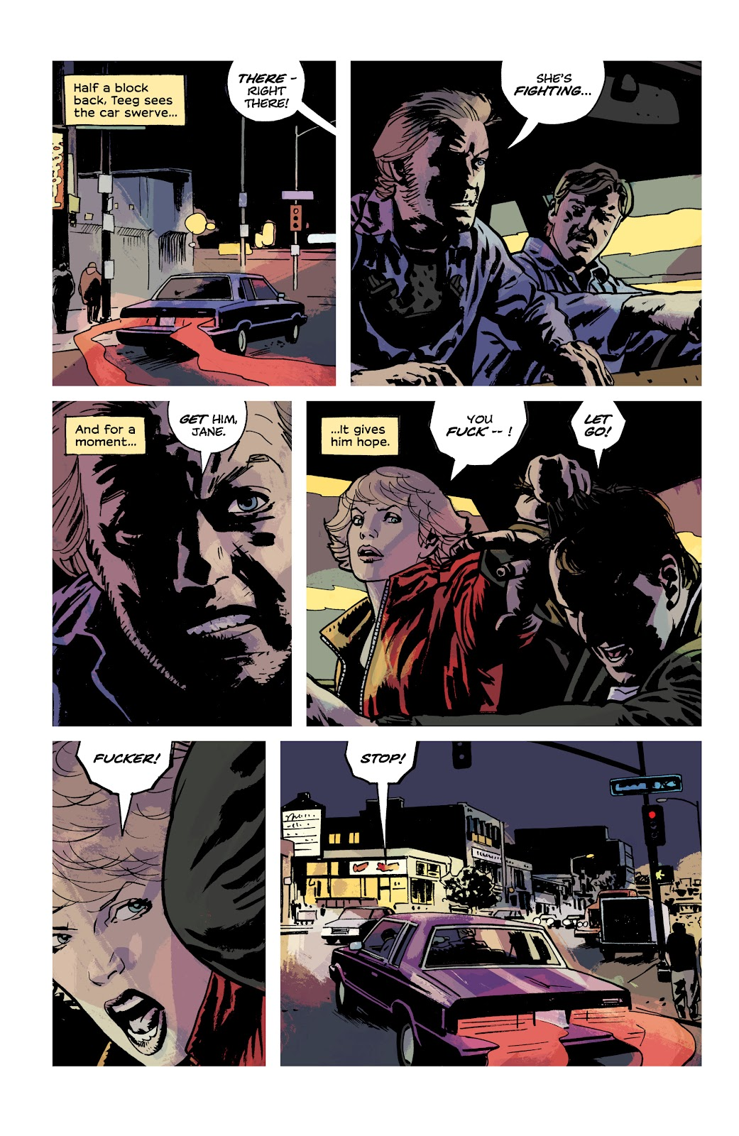 Read online Criminal (2019) comic -  Issue #12 - 11